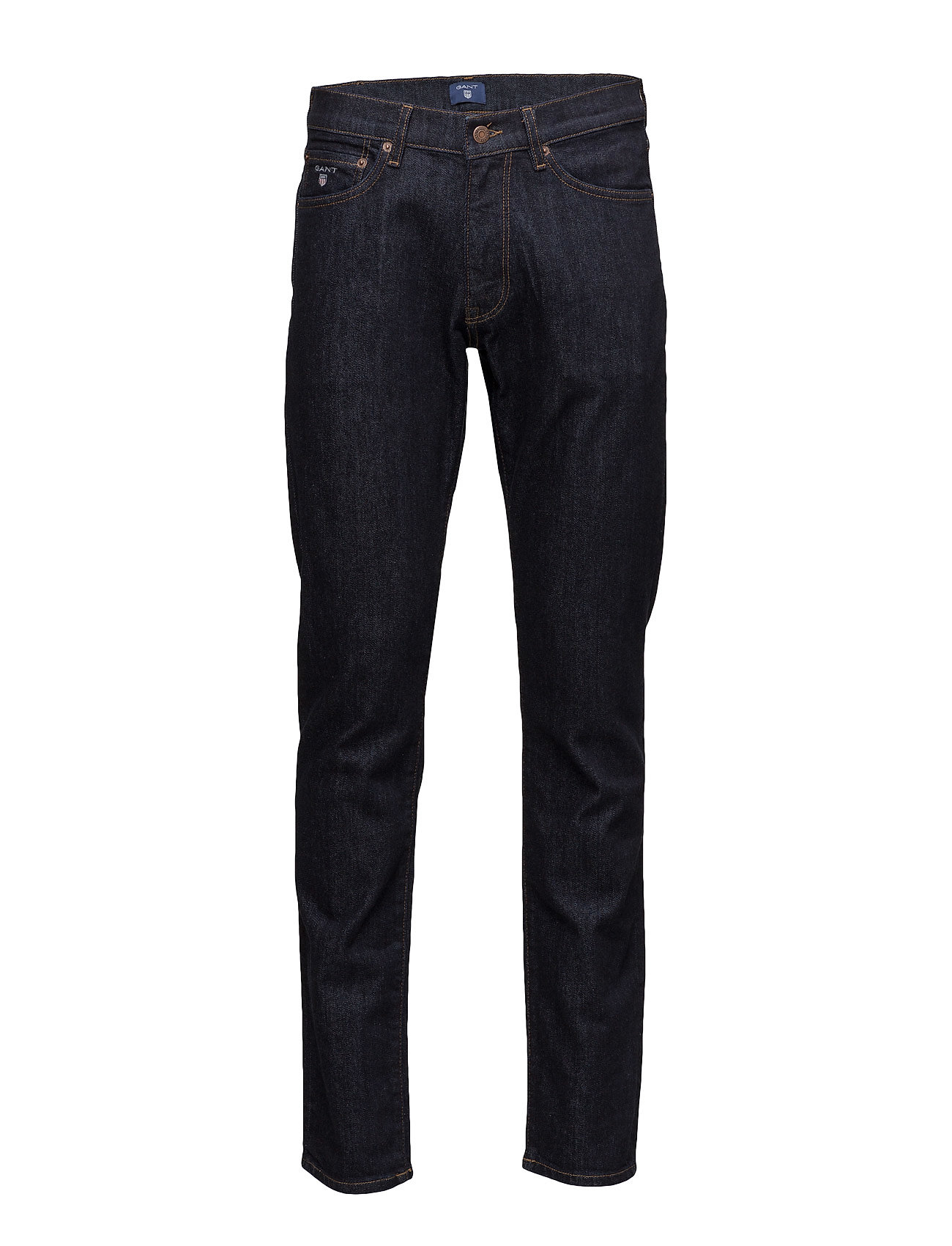 Gant SLIM GANT JEANS - DARK BLUE