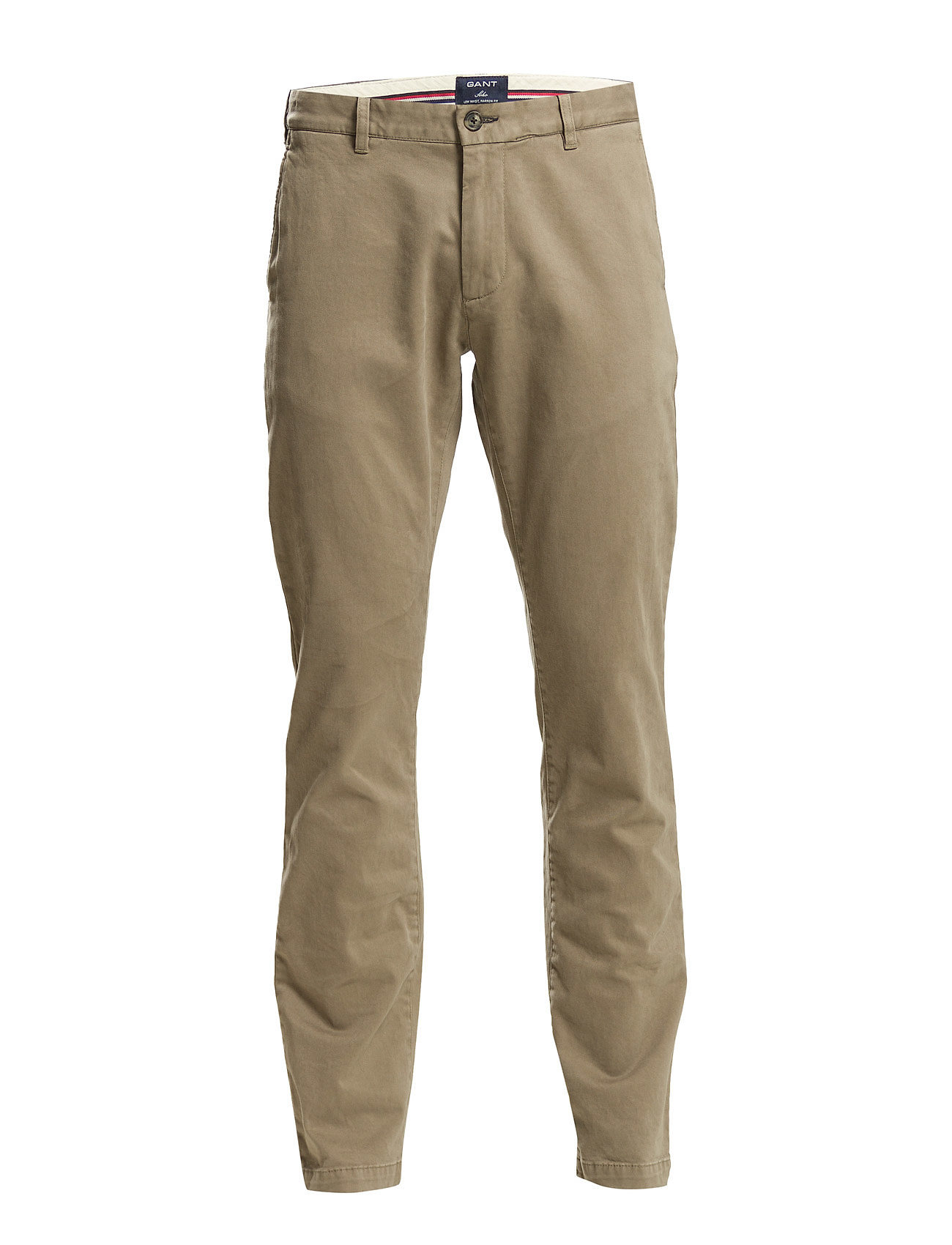 GANT SOHO COMFORT SUPER CHINO - DESERT BROWN