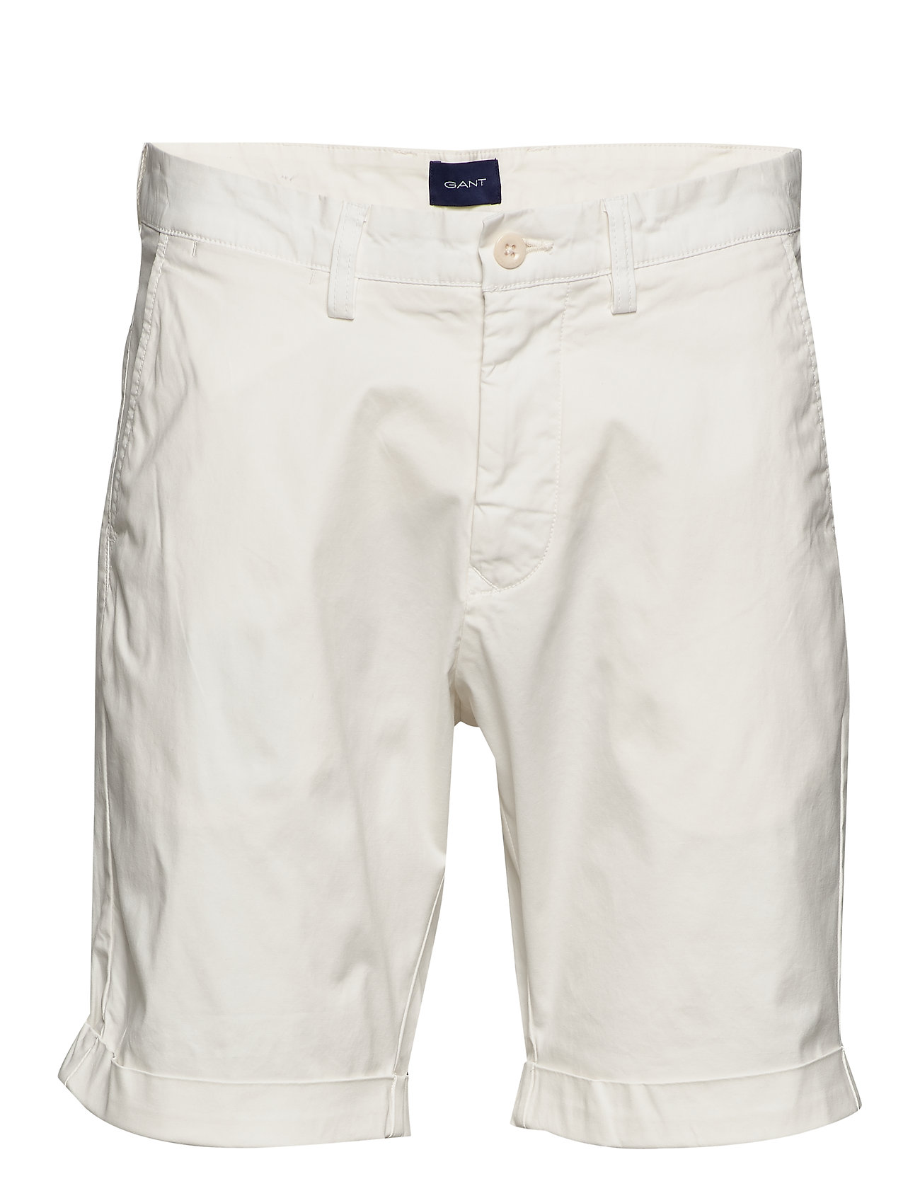 Gant D2. REGULAR SUNFADED SHORTS - EGGSHELL