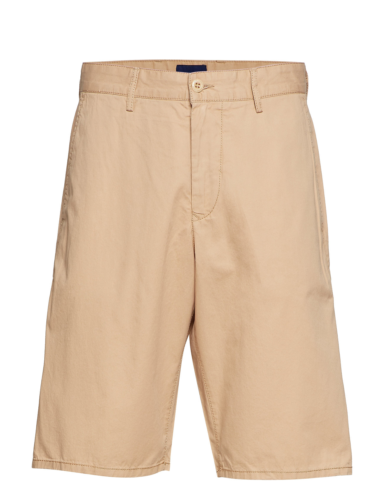 Gant MD. RELAXED SUMMER SHORTS - DARK KHAKI
