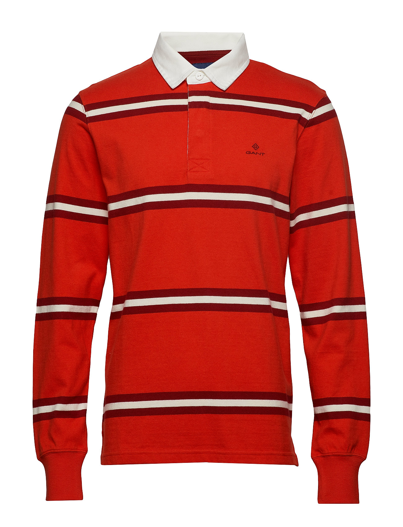 GANT D1. HEAVY RUGGER - BLOOD ORANGE