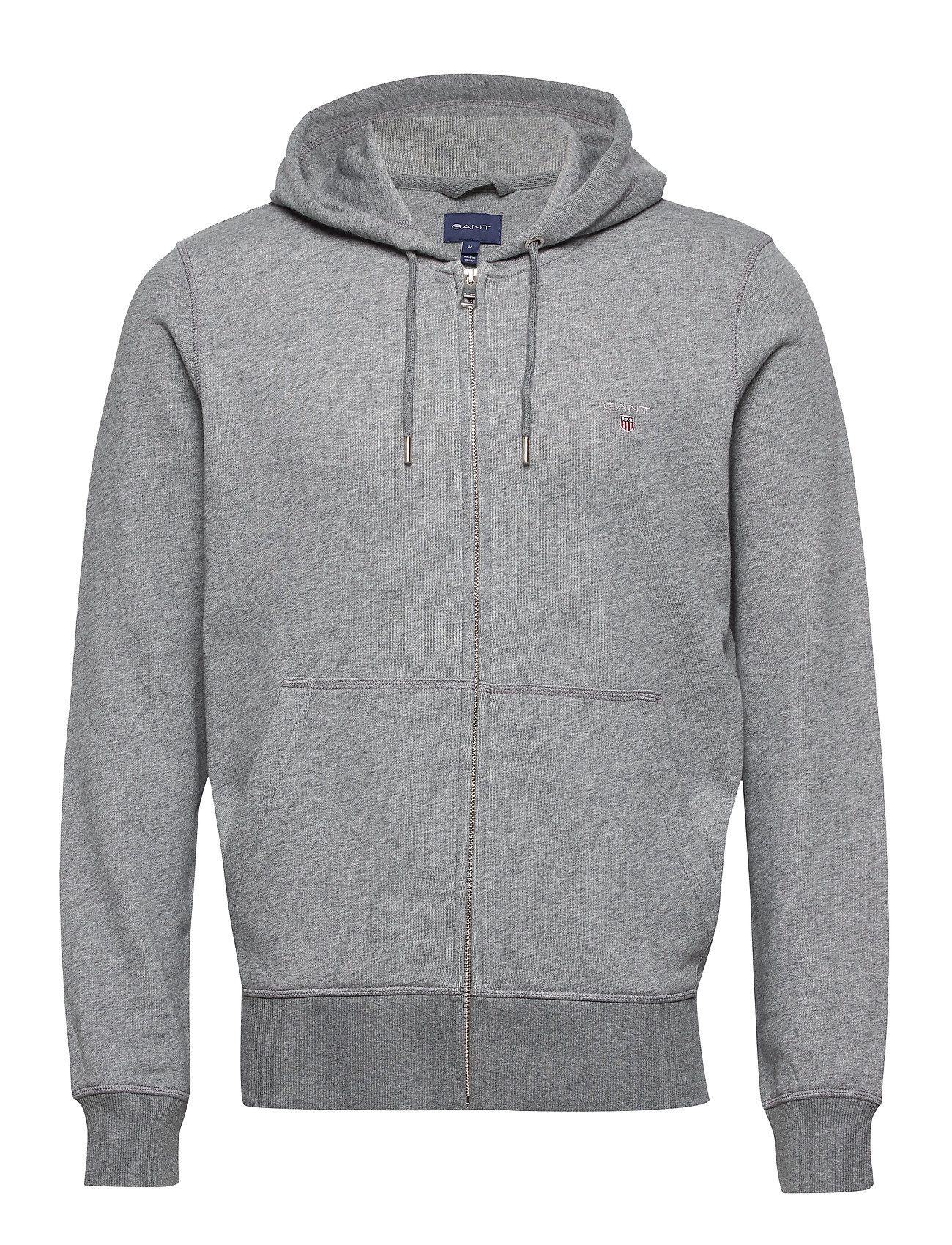 GANT THE ORIGINAL FULL ZIP HOODIE