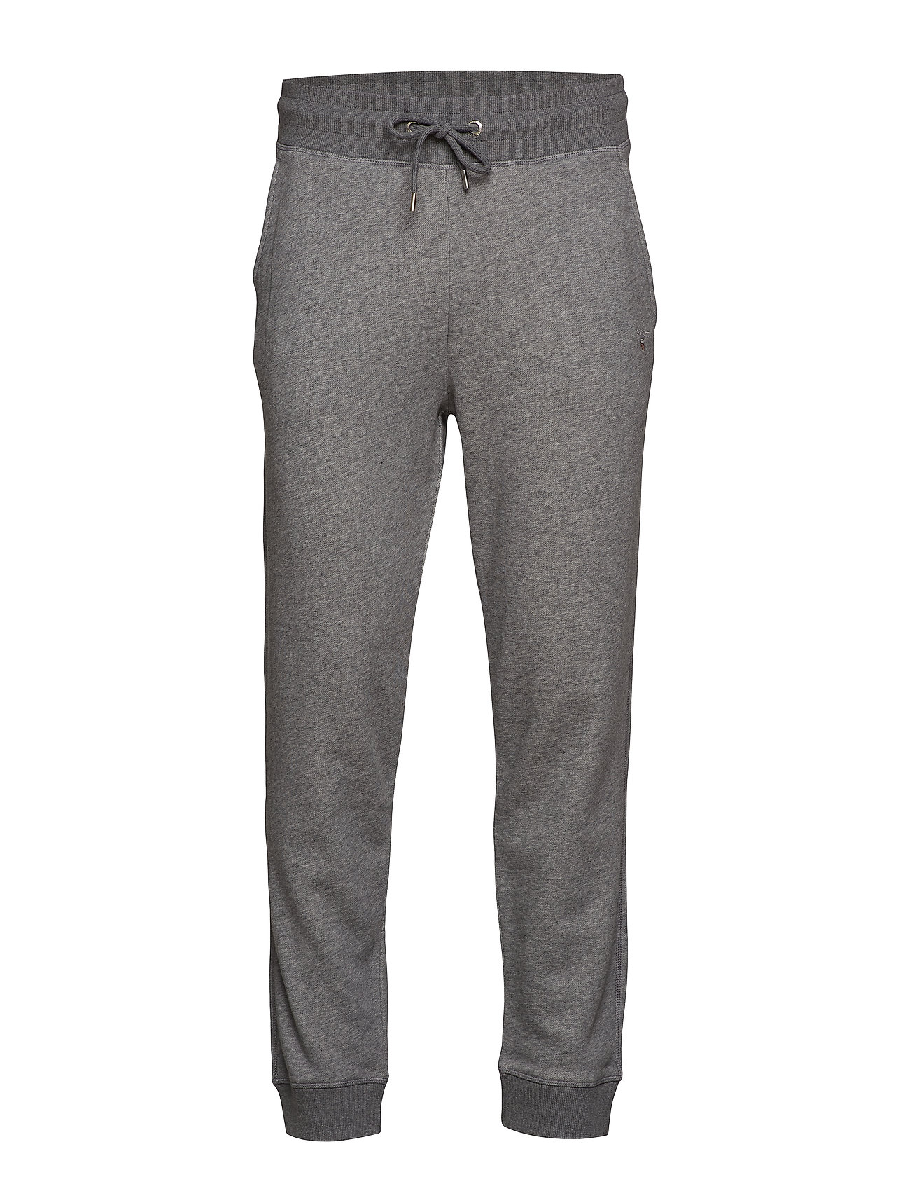Gant THE ORIGINAL SWEAT PANTS - DARK GREY MELANGE