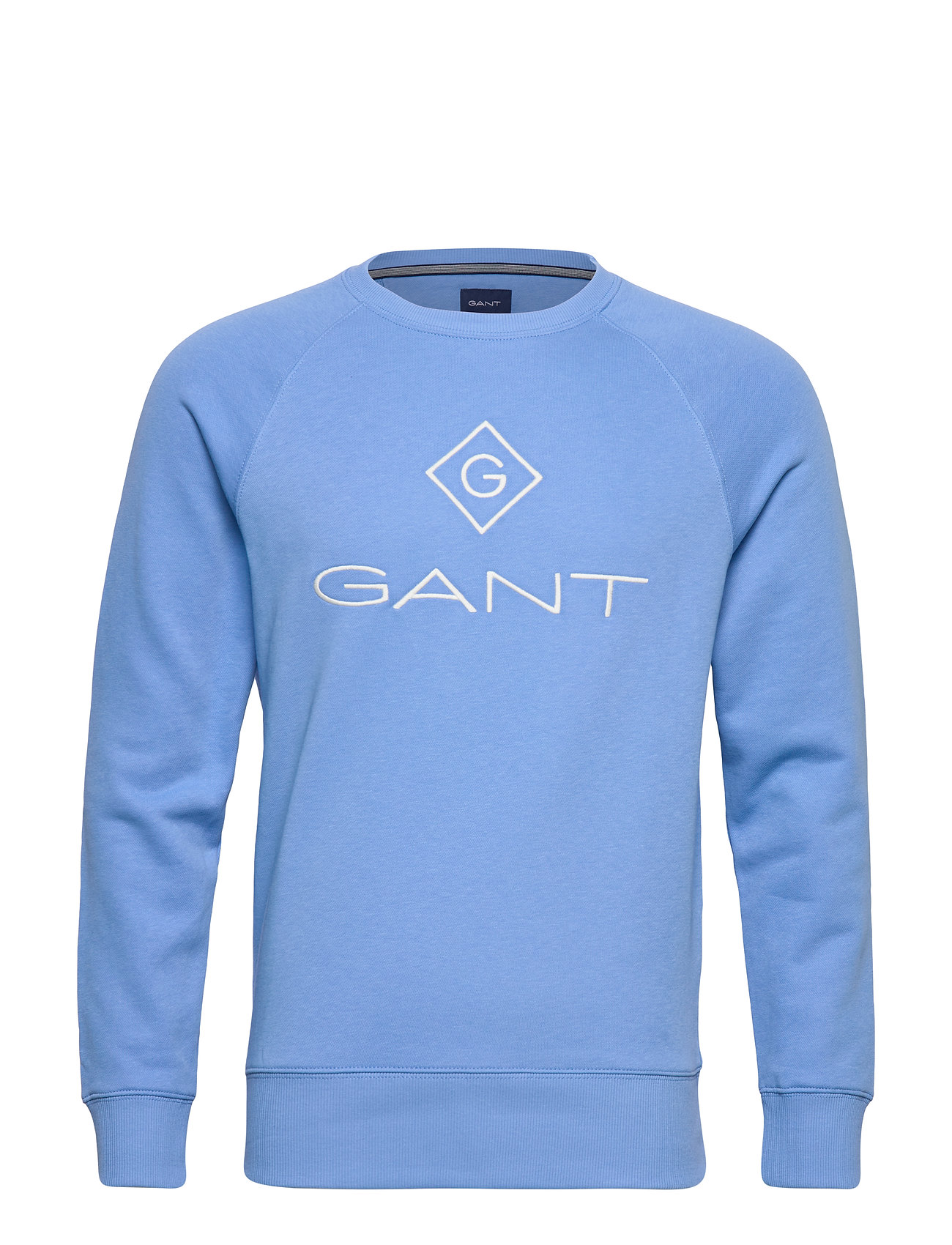 Gant LOCK UP C-NECK SWEAT - PACIFIC BLUE