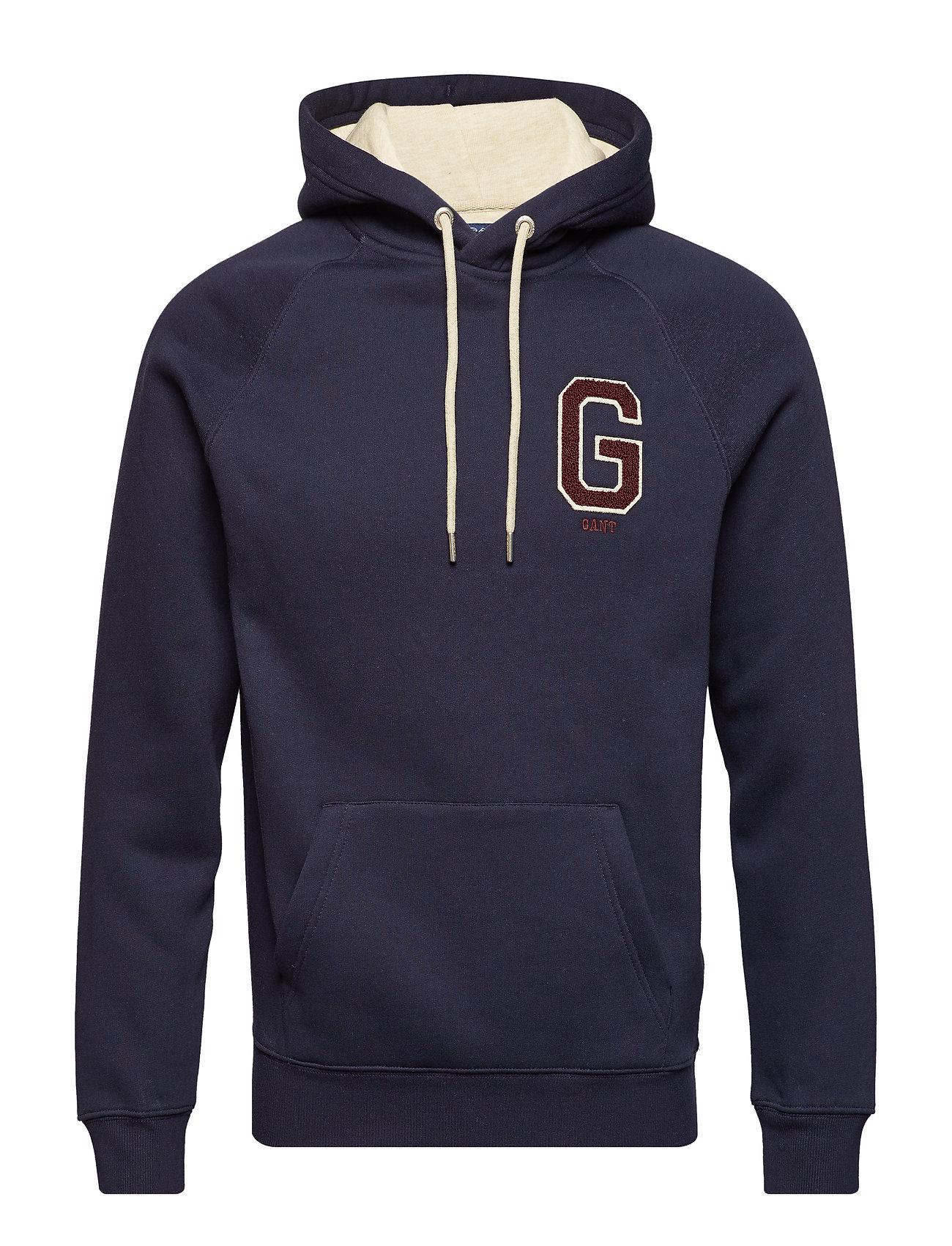GANT O3. GIFT GIVING SWEAT HOODIE
