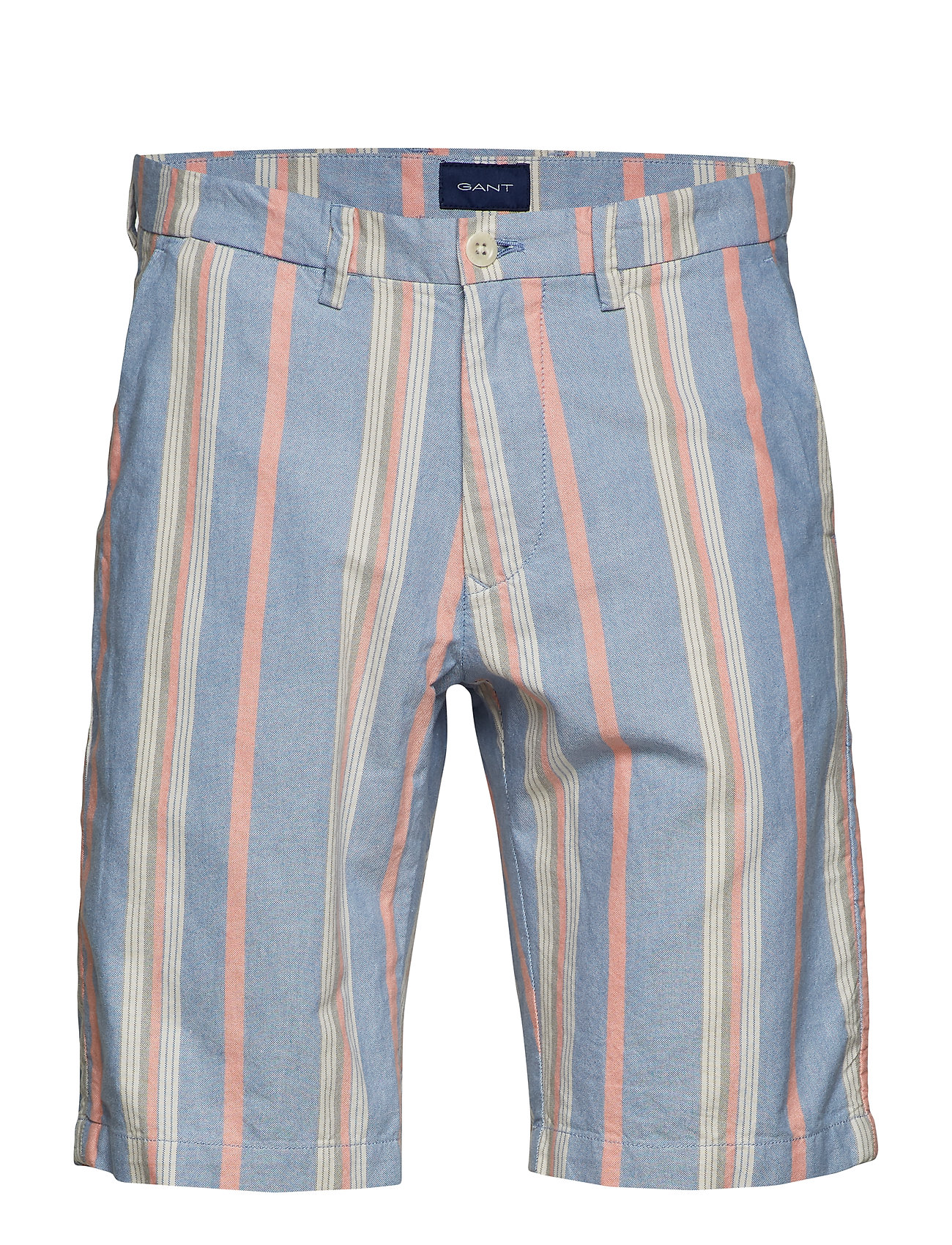 GANT O2. STRIPE CHECK BERMUDA SHORT Shorts