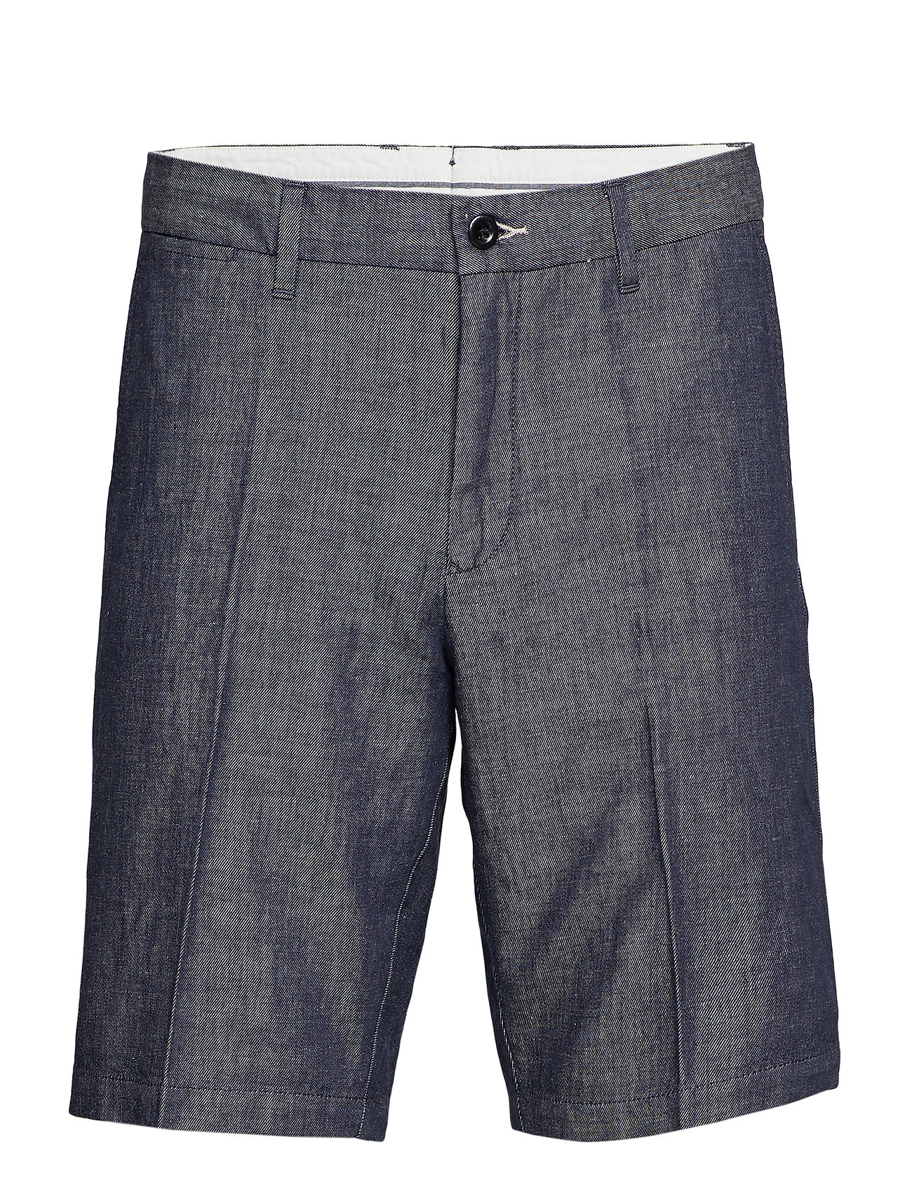 Gant D1. THE CHAMBRAY SHORT - MARINE