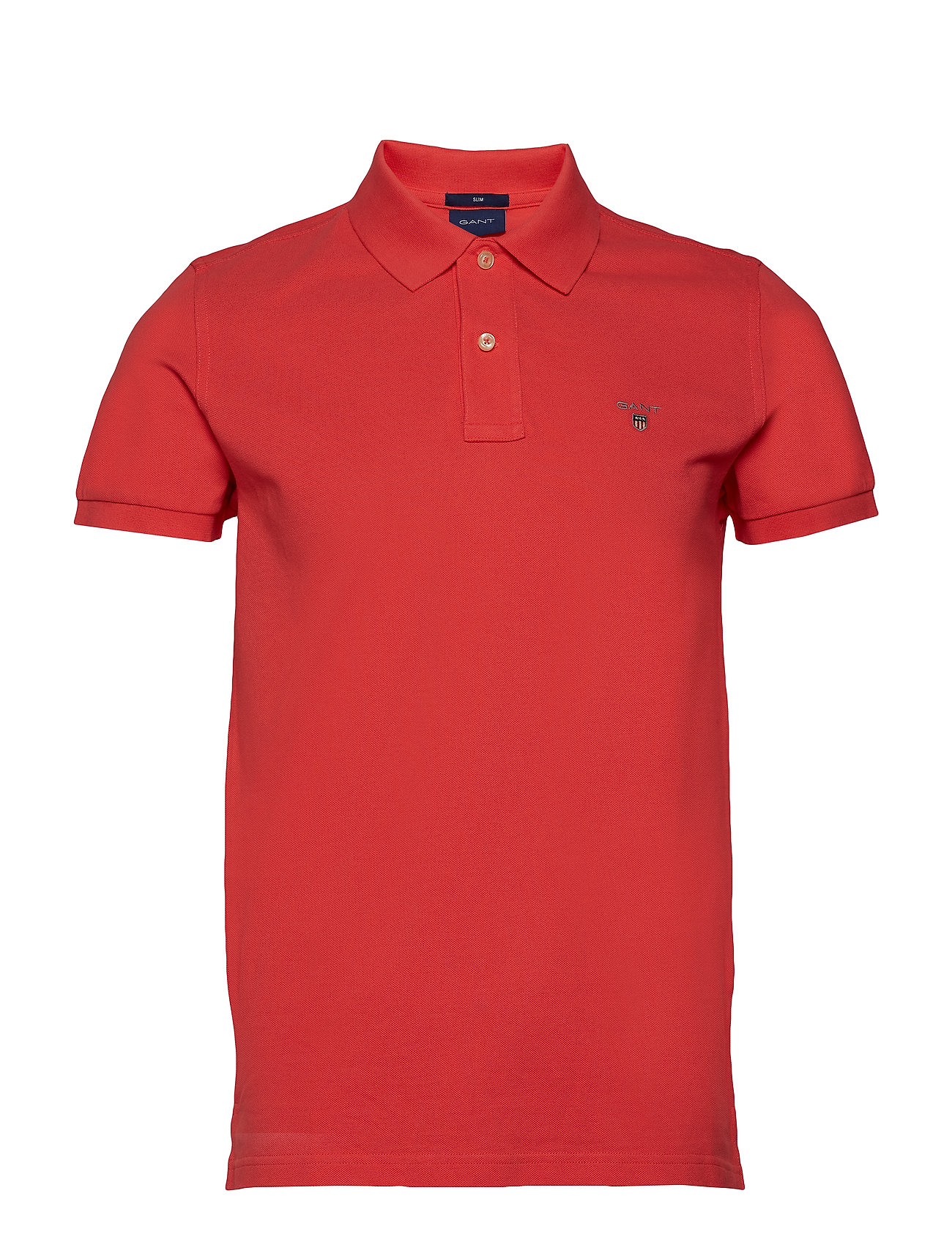 GANT THE ORIGINAL FITTED PIQUE SS RUGGER