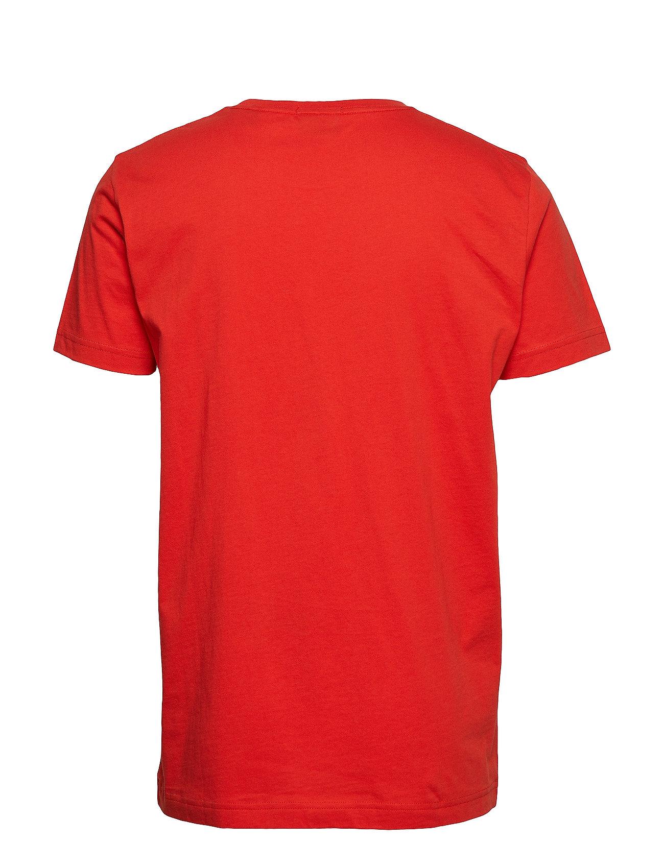 OrangeGant The T shirtblood Original Ss SMqzpVU