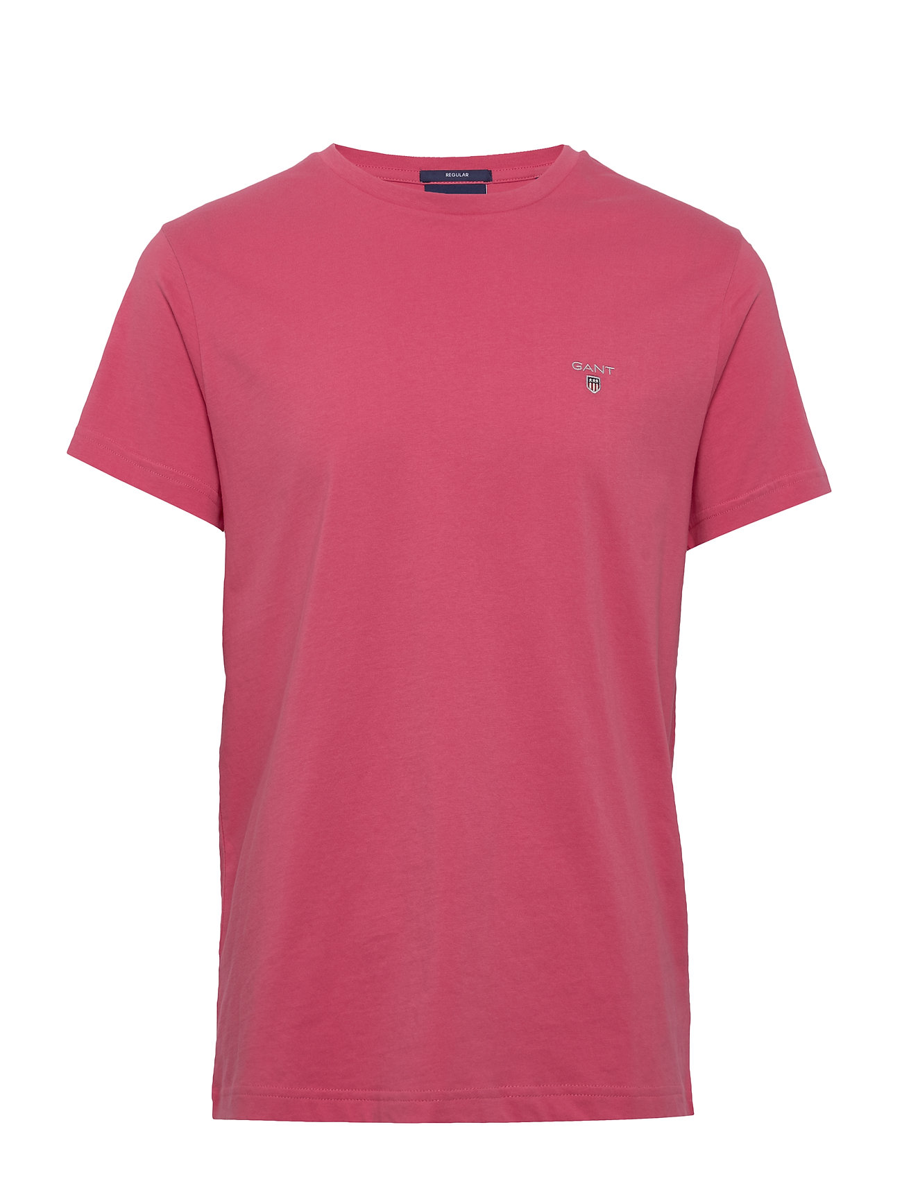 Gant ORIGINAL SS T-SHIRT - RAPTURE ROSE