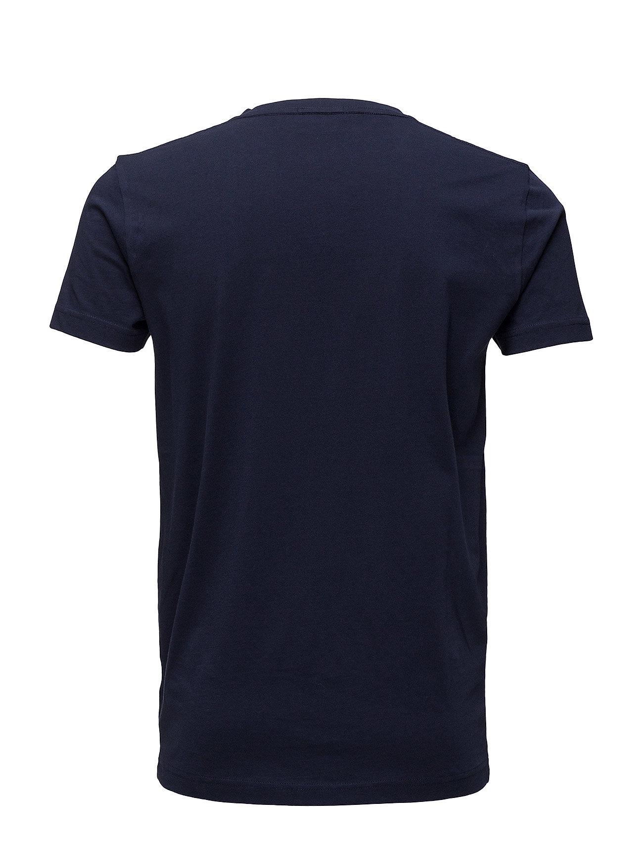 The T Original BlueGant shirtevening neck V Slim YvIyfb76g