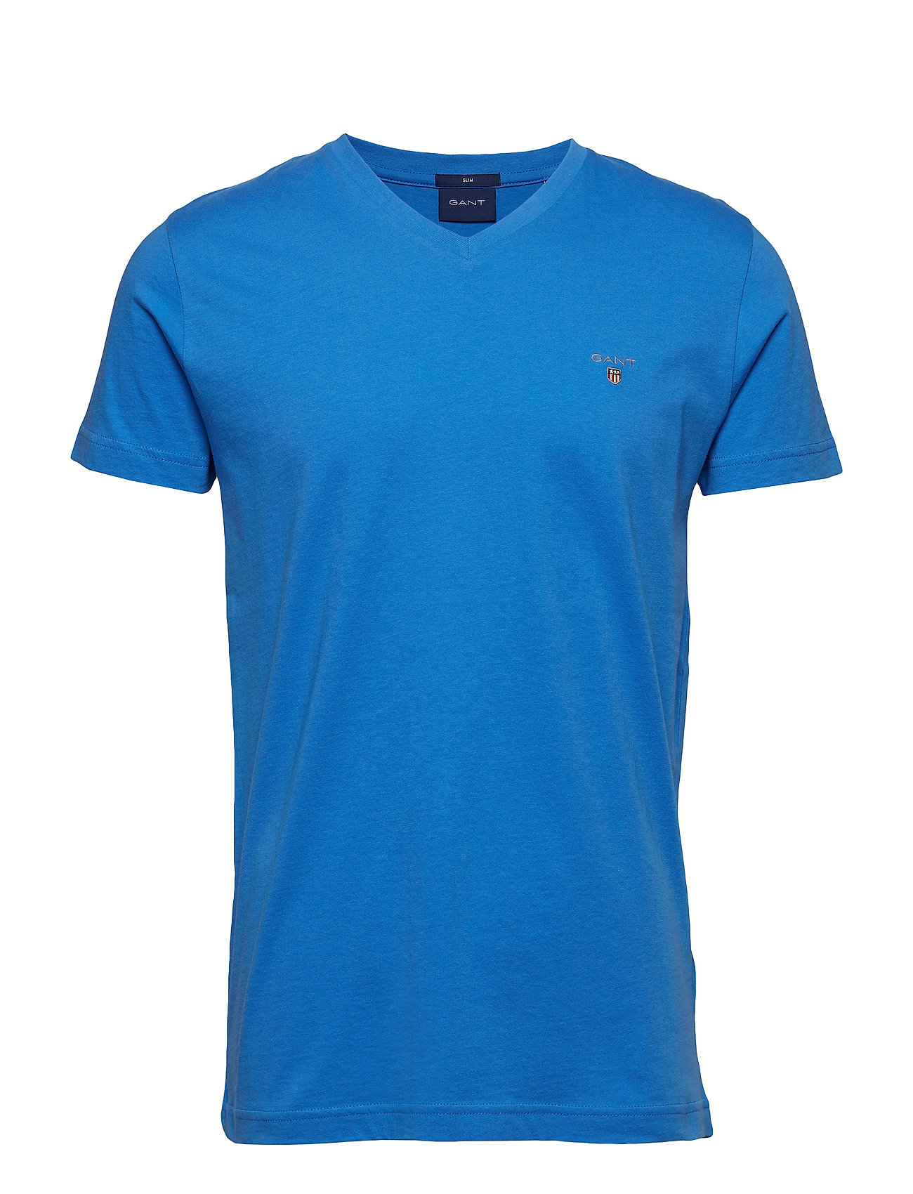 GANT THE ORIGINAL SLIM V-NECK T-SHIRT