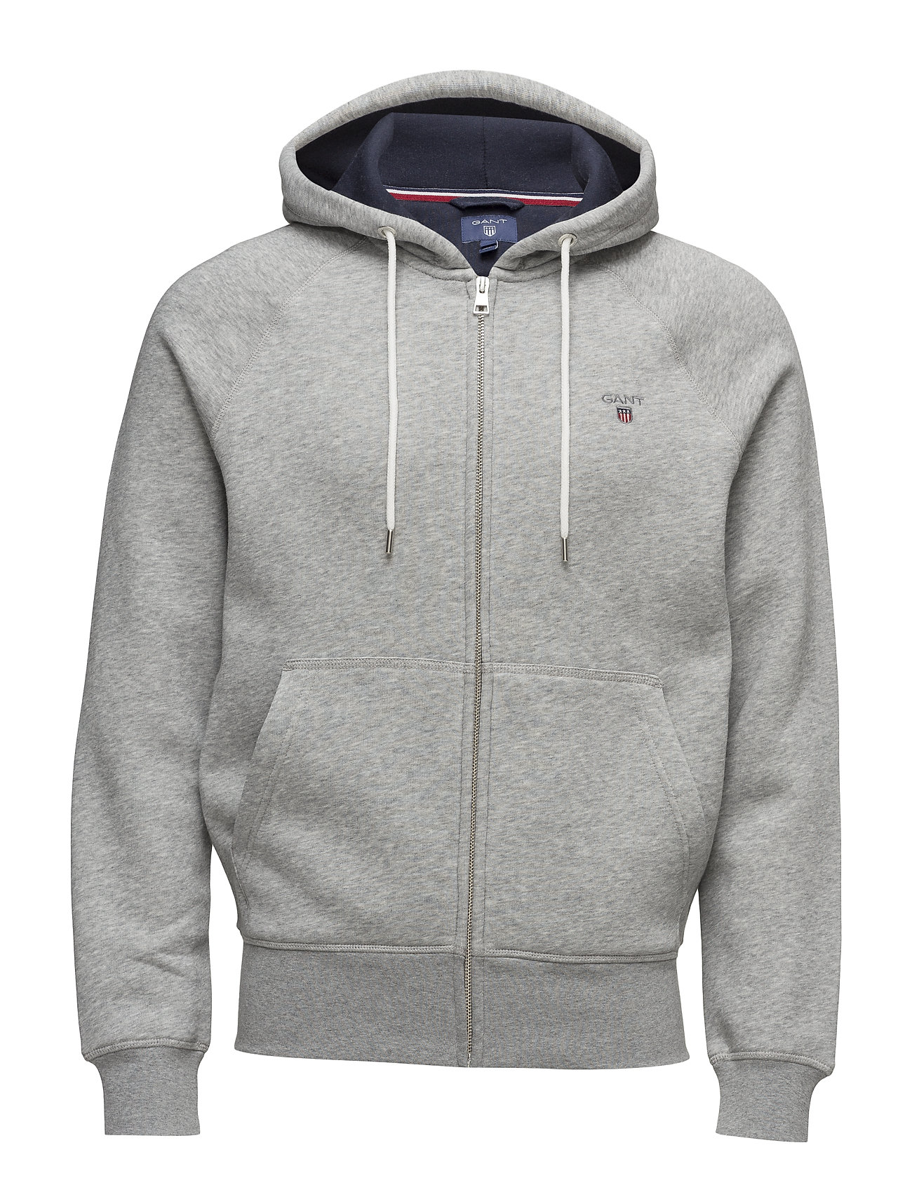 GANT GANT ORIGINAL FULL ZIP SWEAT HOODIE