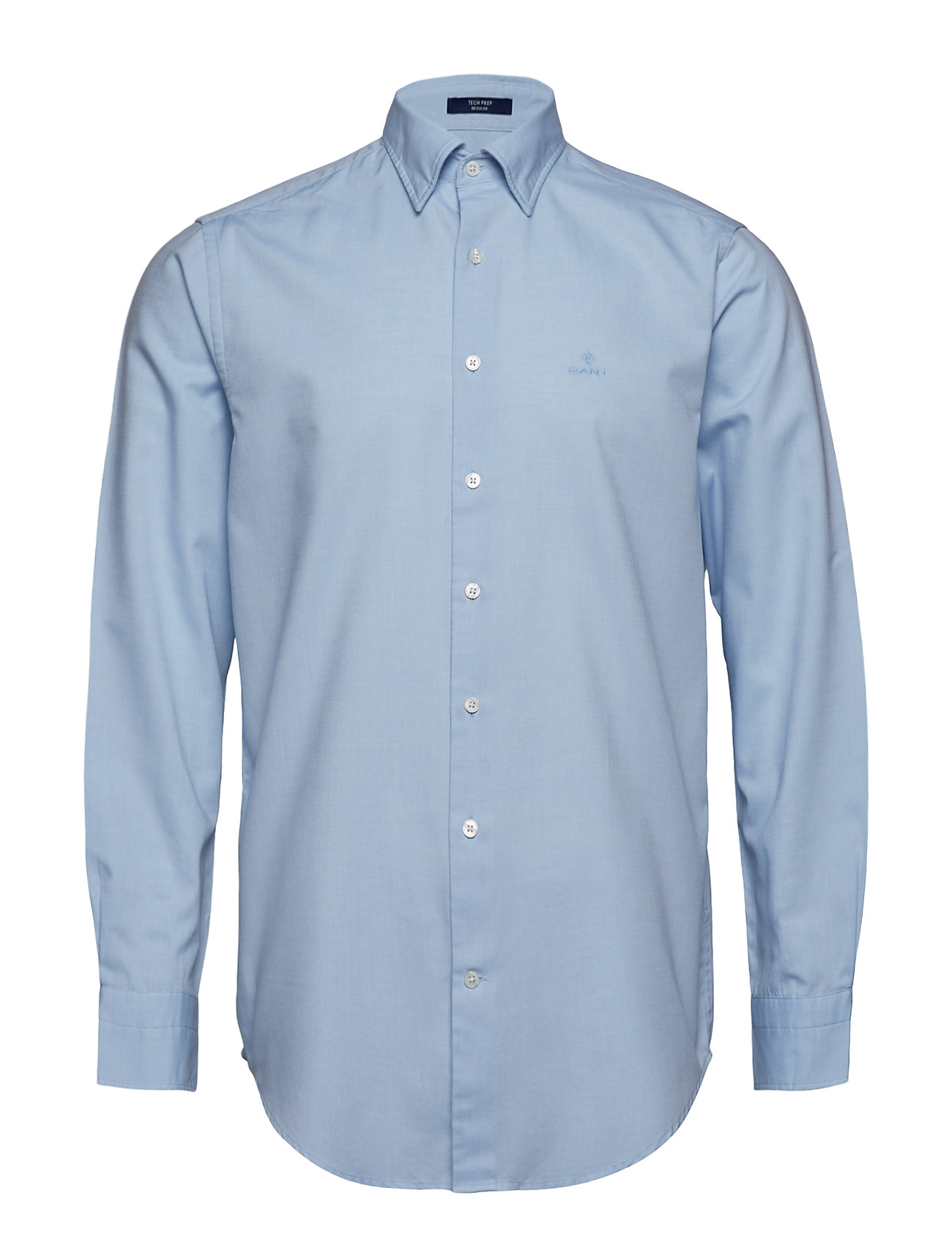 GANT Tp Oxford Plain Reg Hbd Hemd Business Blau GANT