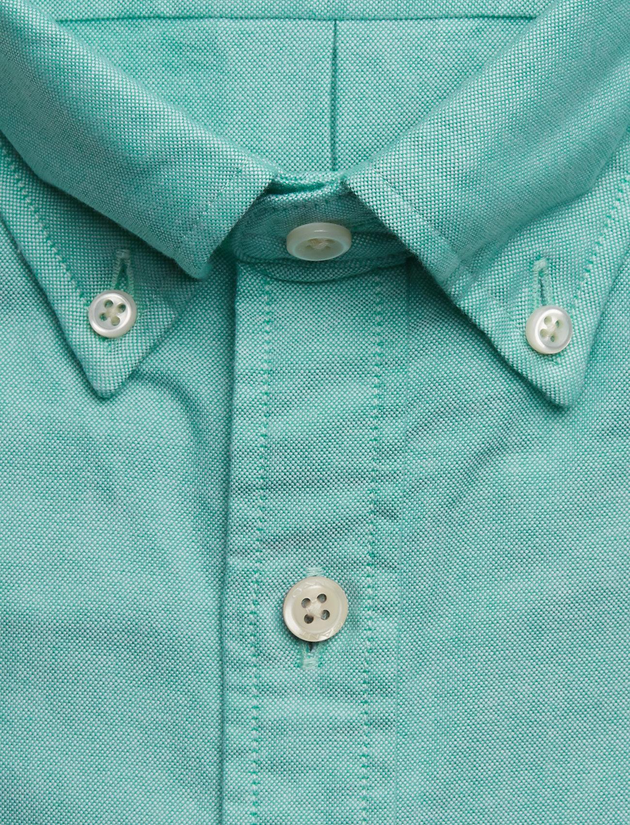 The Oxford Shirt Reg Bd (Blarney Green) (£100) - GANT - Shirts ... ae4344676de7