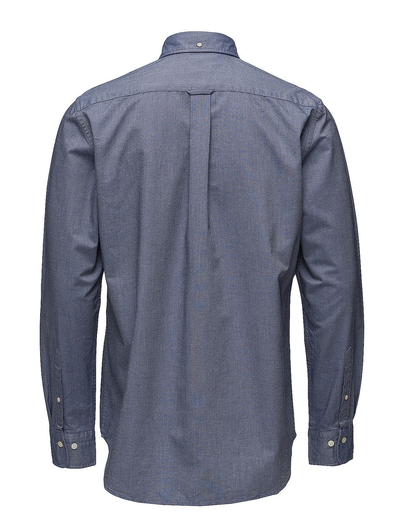 Shirt Bdpersian BlueGant Reg Oxford The wkn80PO