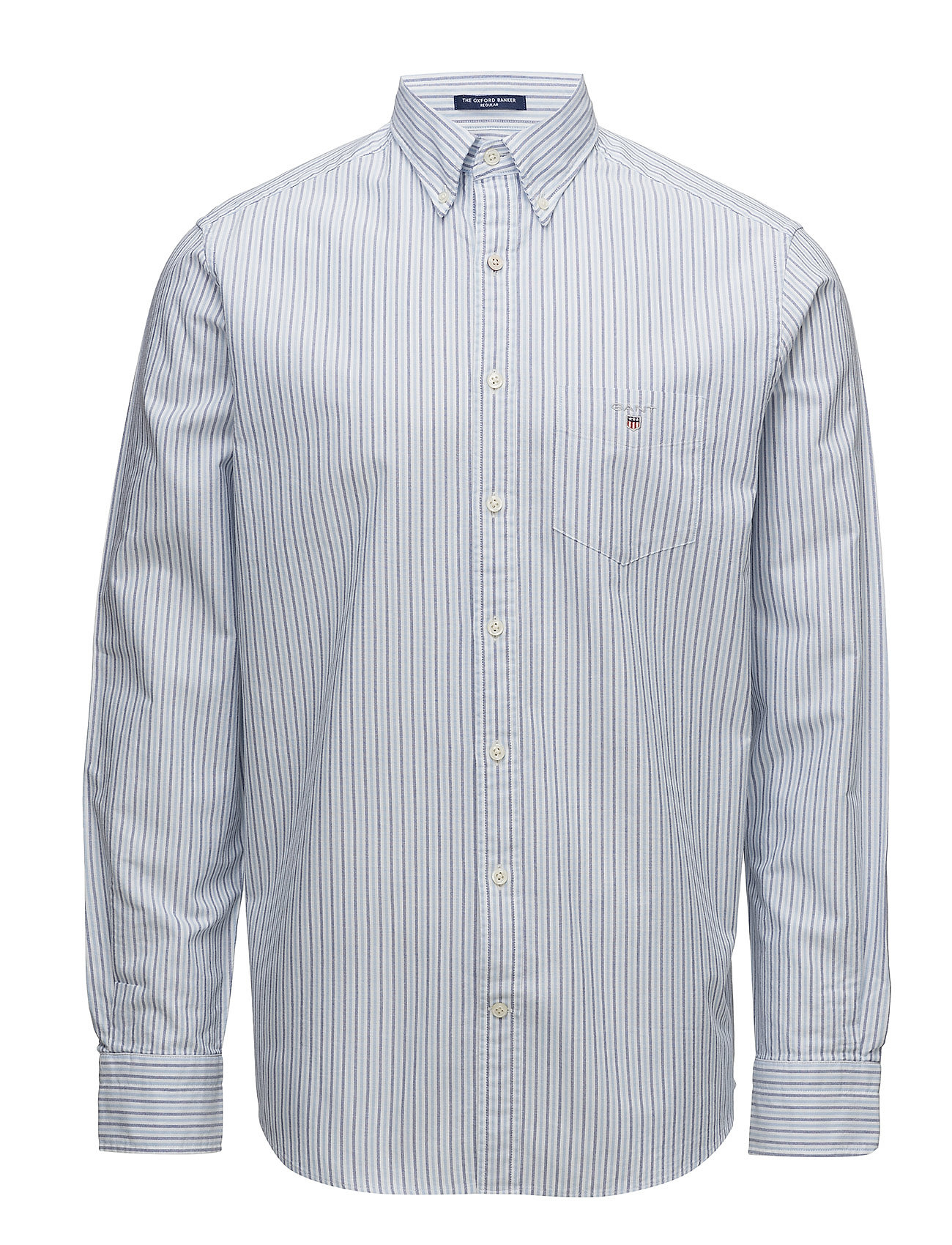 Gant THE OXFORD 2 COL BANKER REG BD - COLLEGE BLUE
