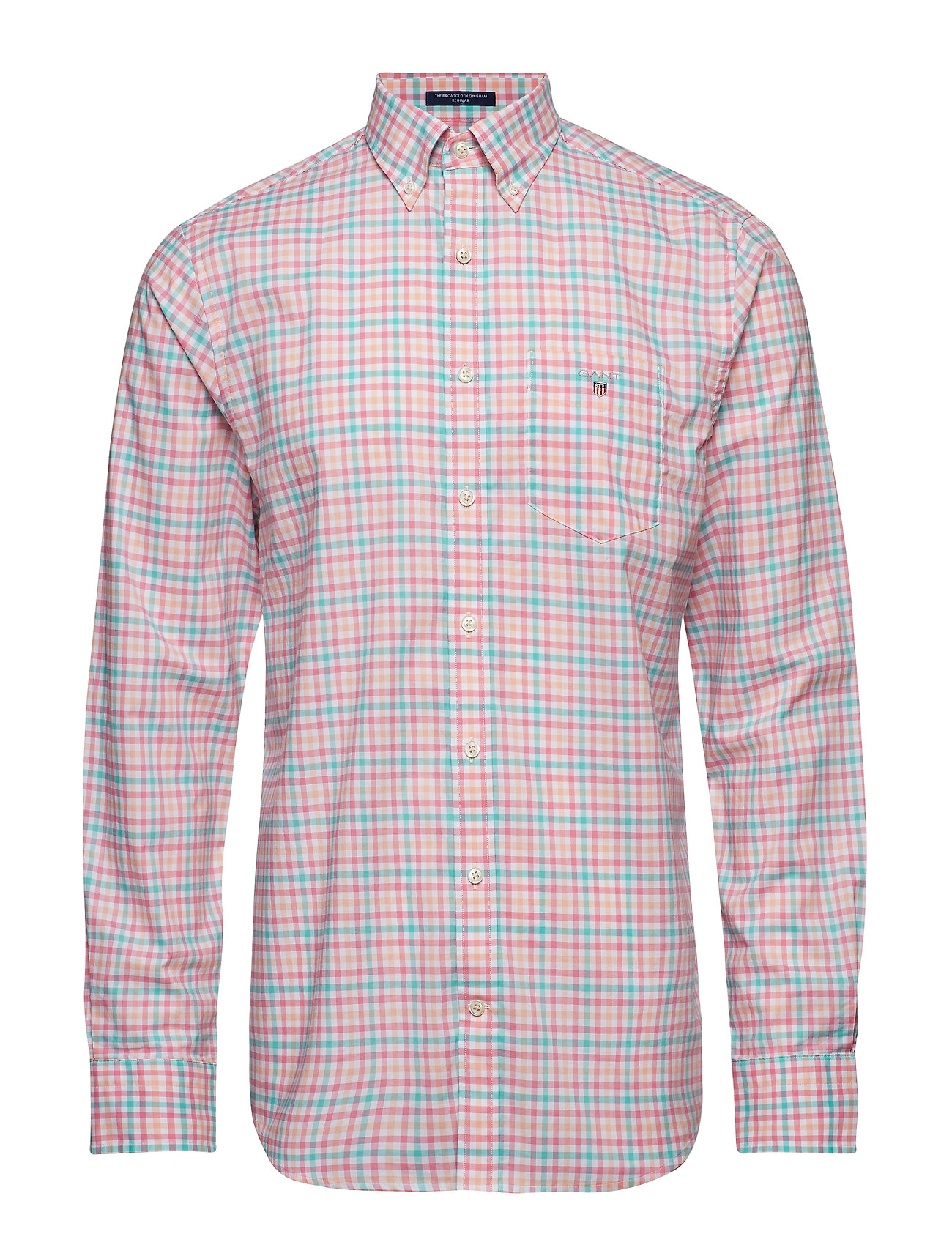 The B Gingham Col Bdpink 3 Reg RoseGant cloth kZOiuPX