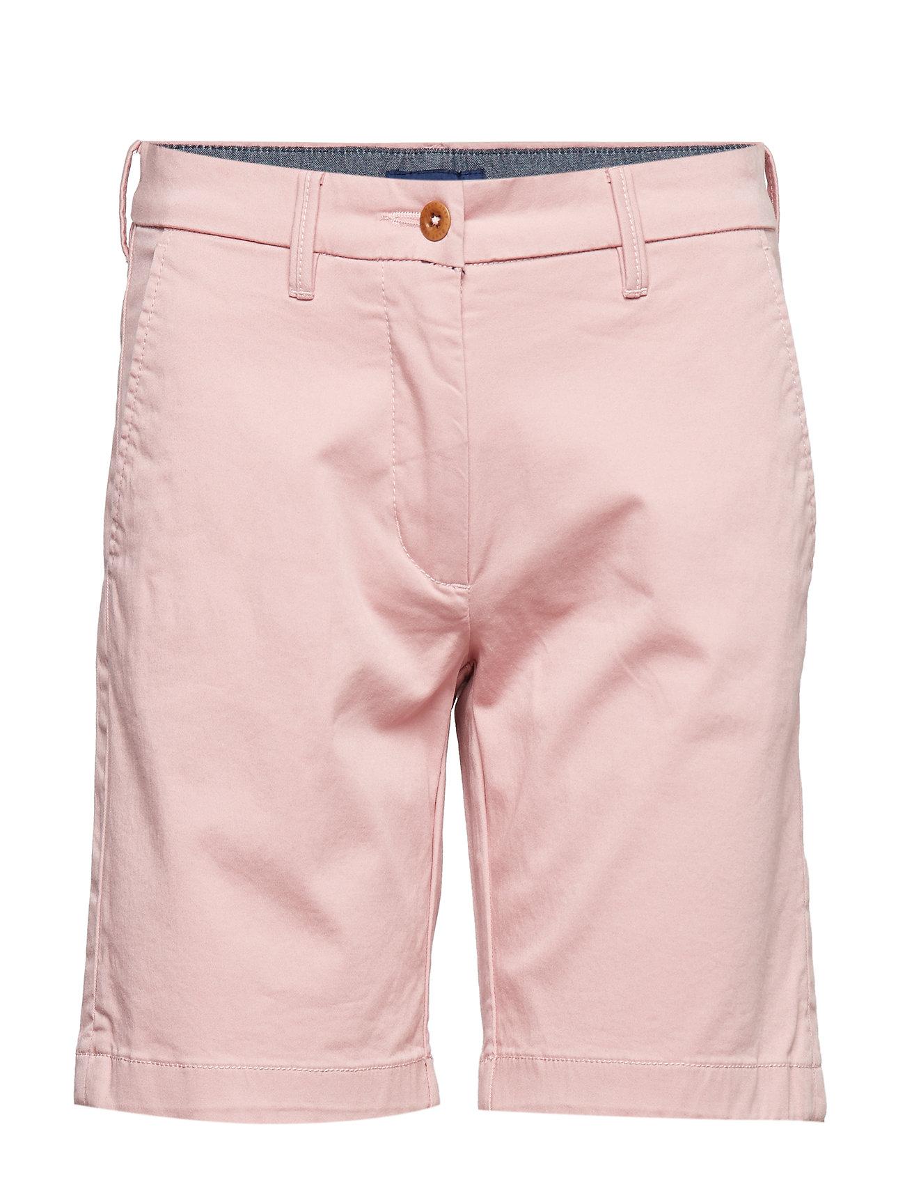 Image of O1. Classic Chino Shorts Bermudashorts Shorts Lyserød GANT (3131509941)