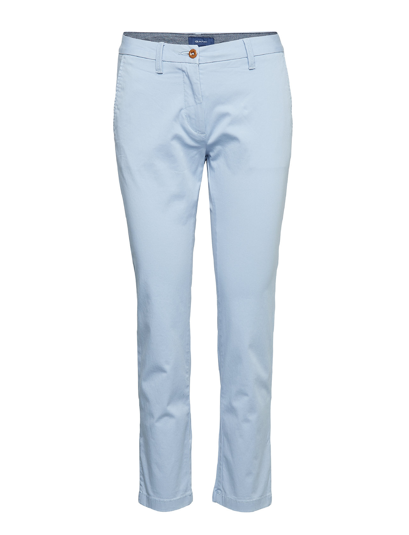 GANT CLASSIC CROPPED CHINO - HAMPTONS BLUE