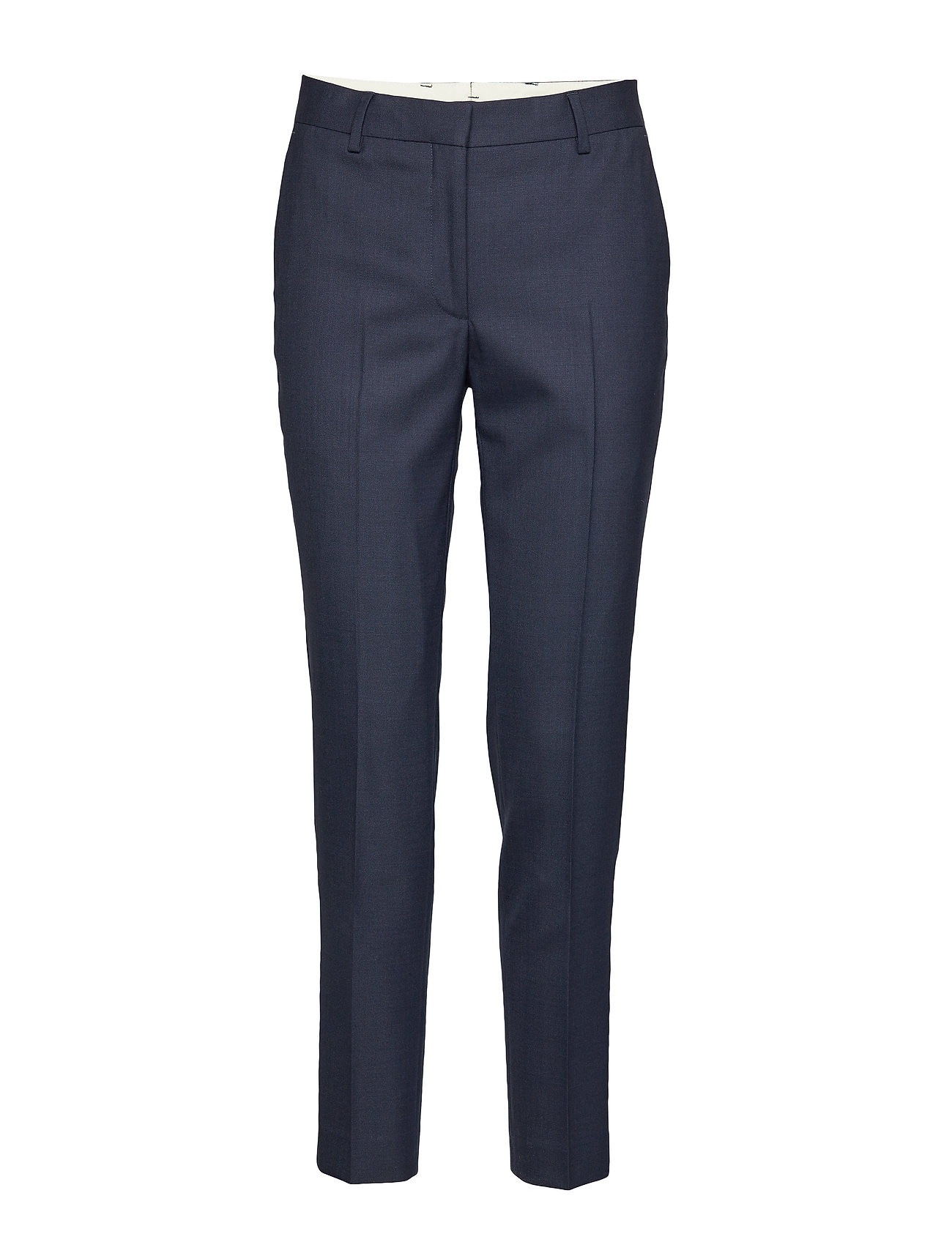 Image of Club Pants Bukser Med Lige Ben Blå Gant (3205357269)