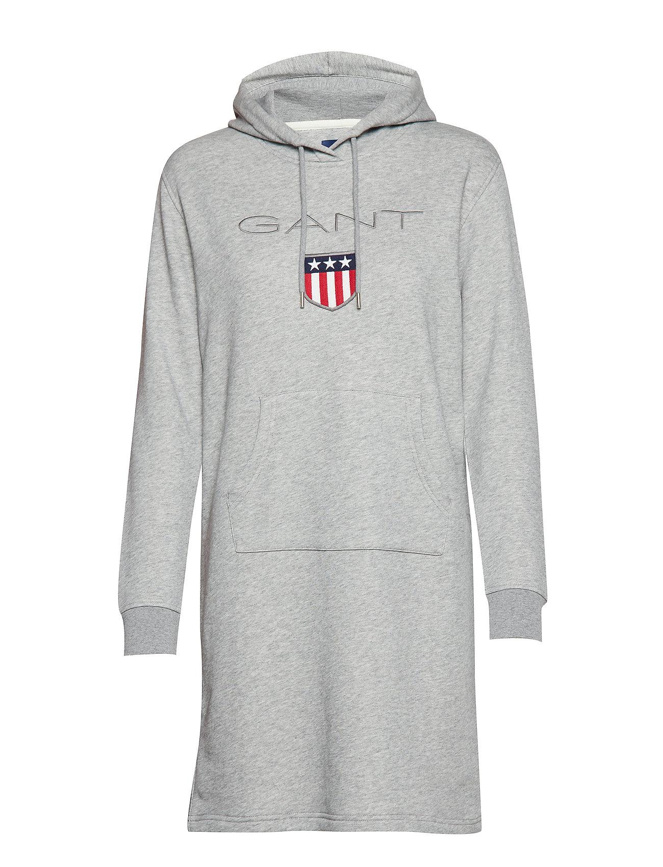 GANT O1. GANT SHIELD HODDIE DRESS