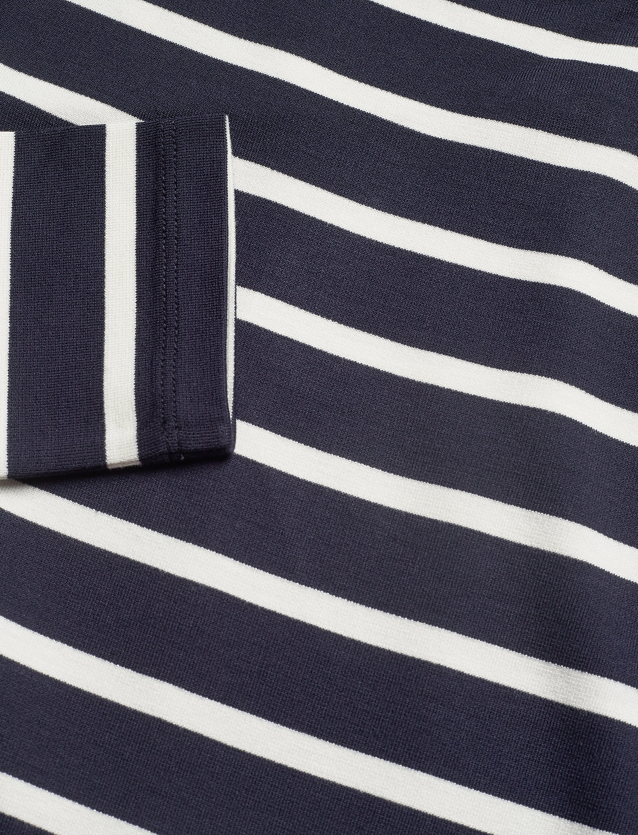 Gant D1. Striped Dress - Klänningar Marine