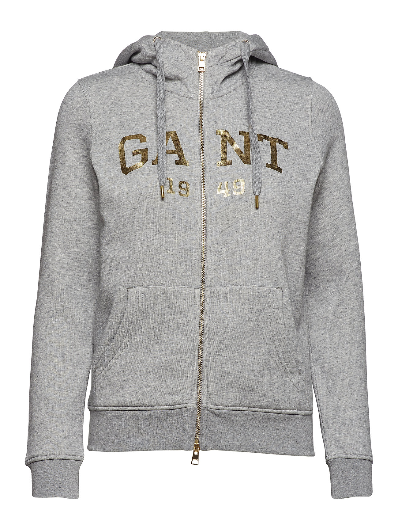 GANT O2. GIFT GIVING FULL ZIP HOODIE