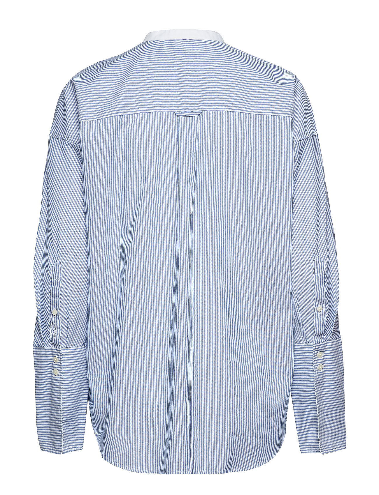 O1. Tp Over D Oxford Shirt Langærmet Skjorte Blå GANT