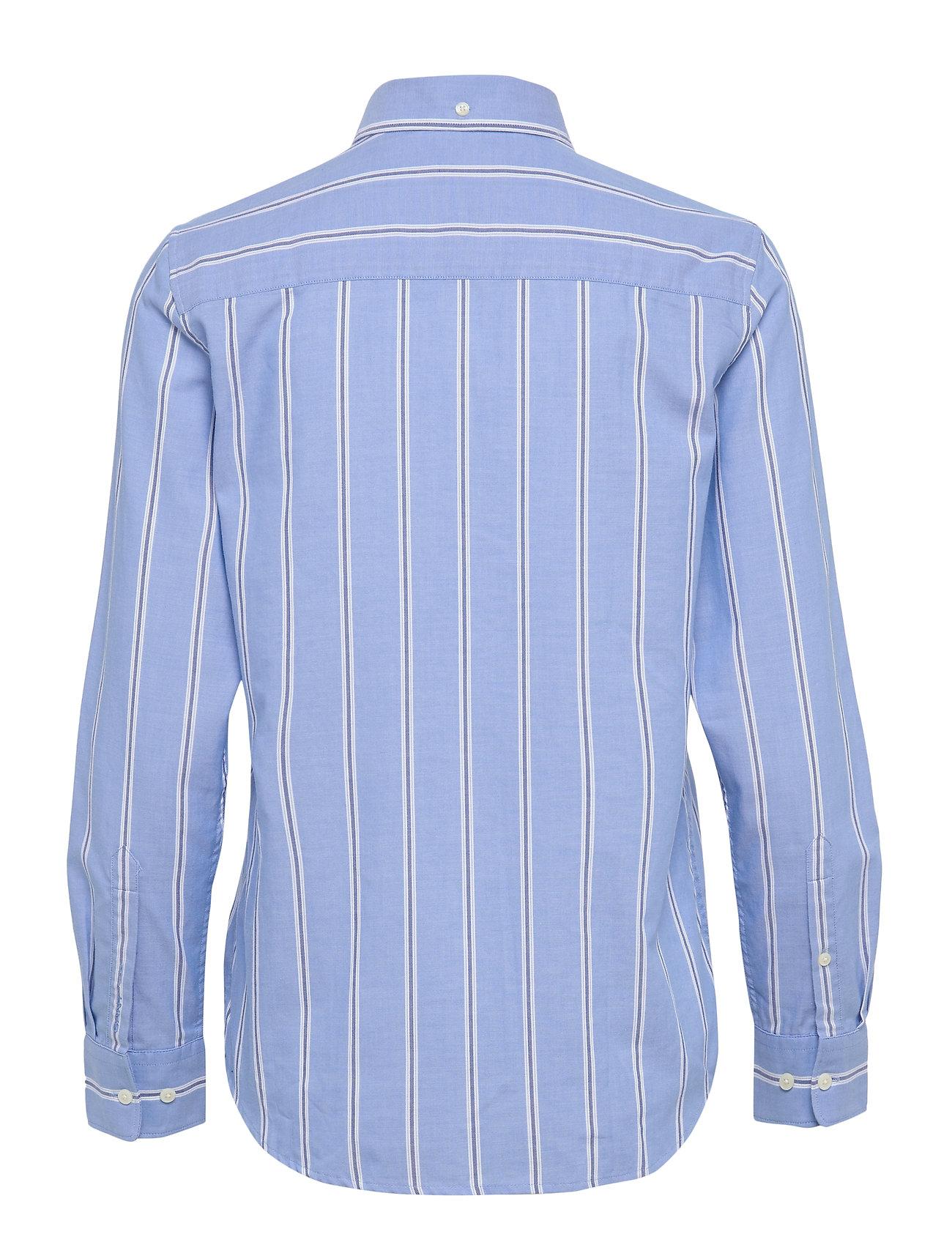 Gant D1. Tp Striped Oxord Bd Shirt - Blusar & Skjortor