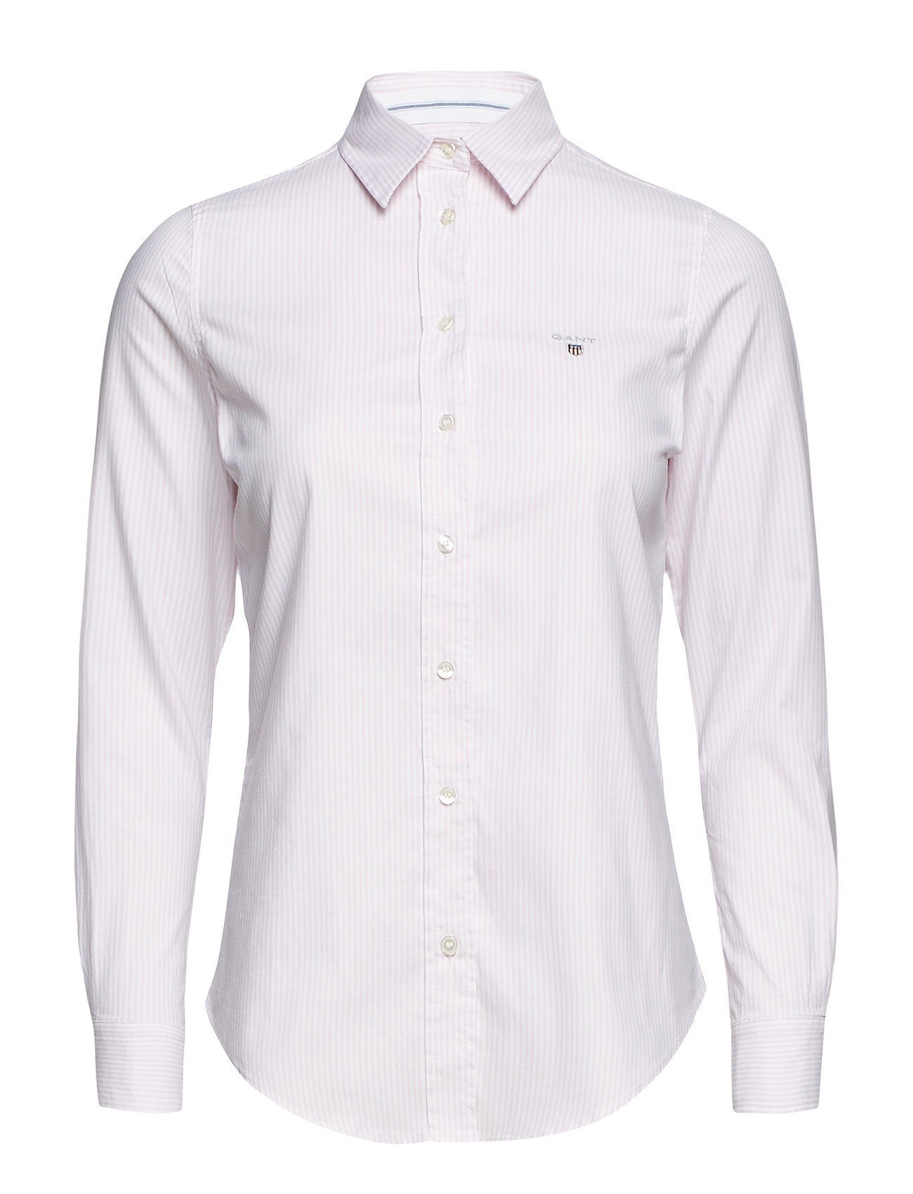 GANT STRETCH OXFORD BANKER SLIM SHIRT Ögrönlar