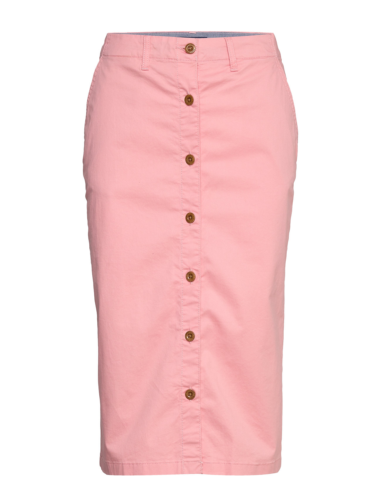 Gant D1. HW CHINO SKIRT - SUMMER ROSE