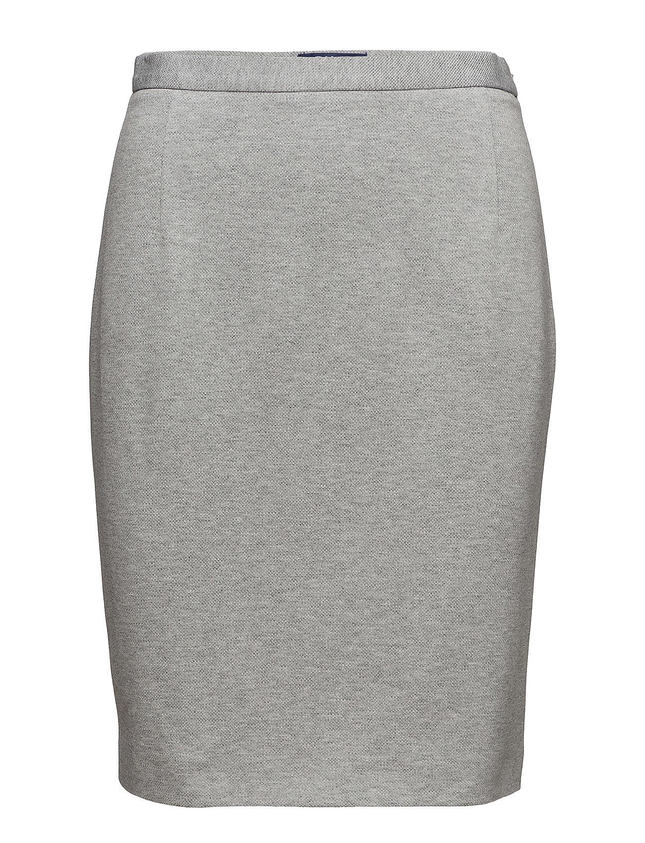 O1. Pique Skirt