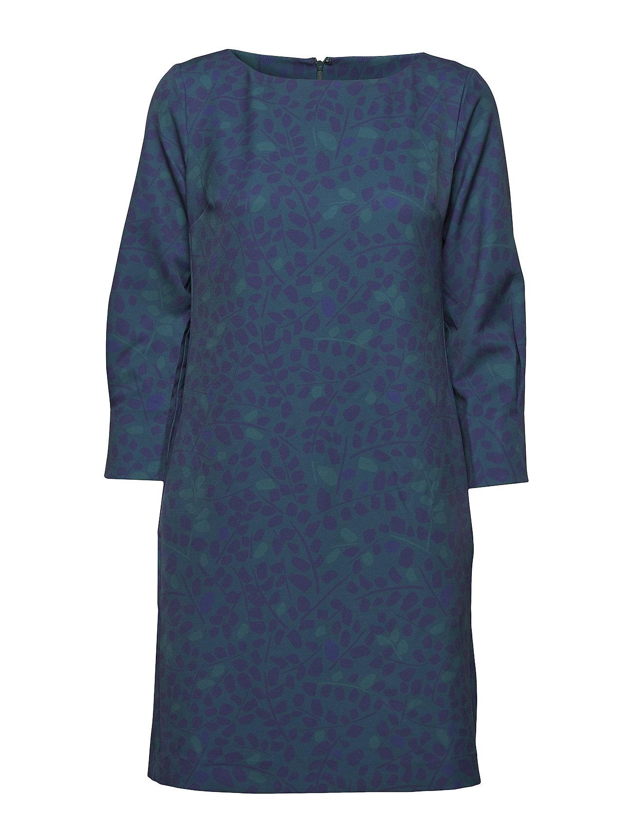 GANT O1.PRINTED SEPTEMBER DRESS
