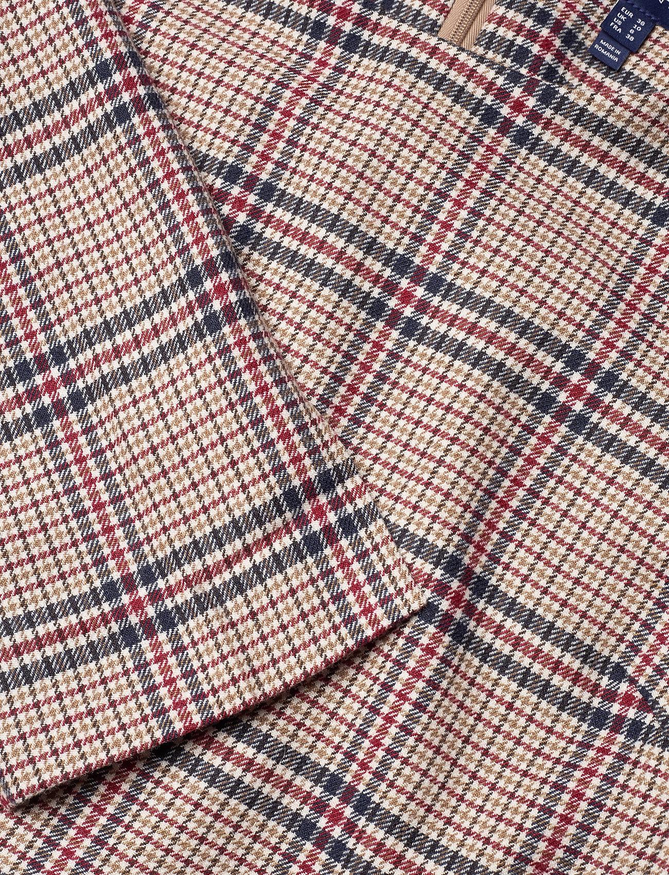 D1. Washable Str Wool A-line Dress (Warm Khaki) (149.99 €) - GANT bbxf7