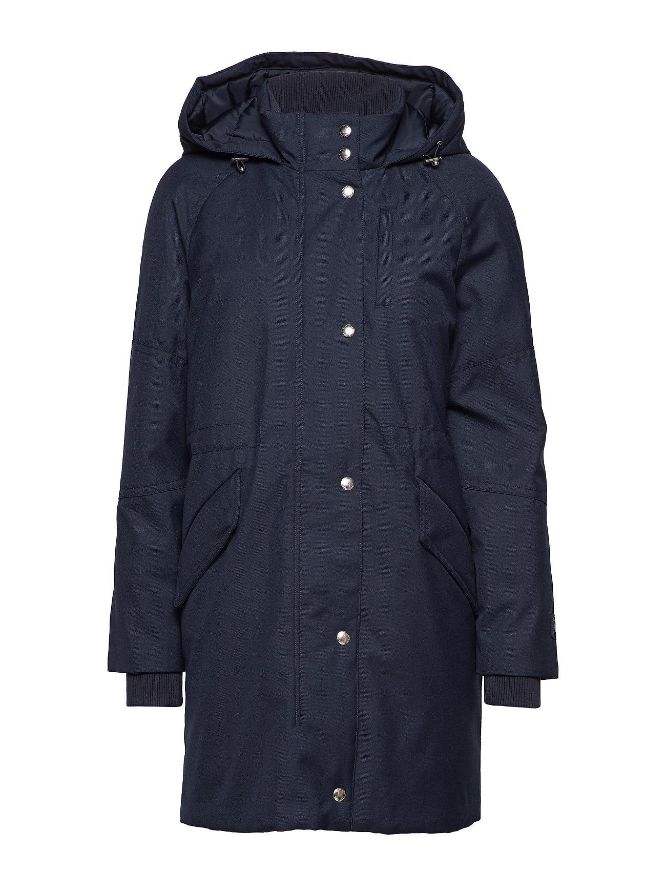 Gant O1. Technical Wool Down Parka - Jackor & Kappor
