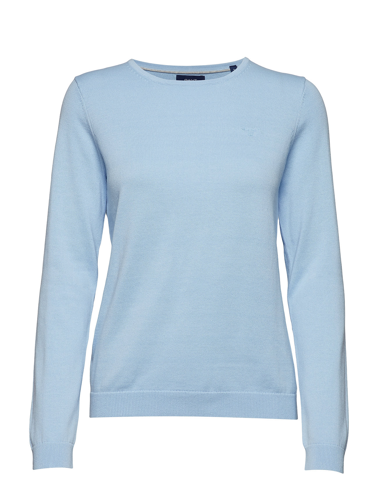 GANT LT WEIGHT COTTON CREW NECK