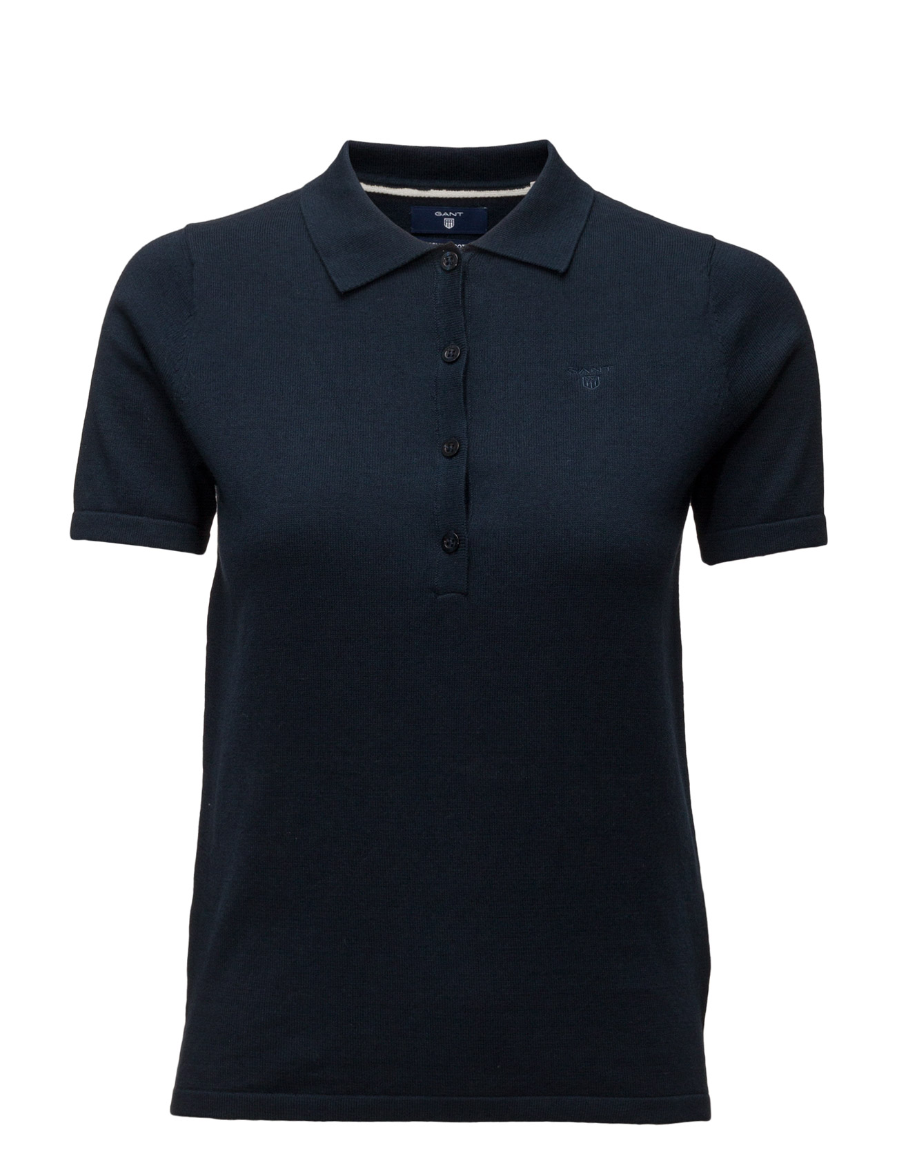soft cotton polo shirt marine 400 kr gant