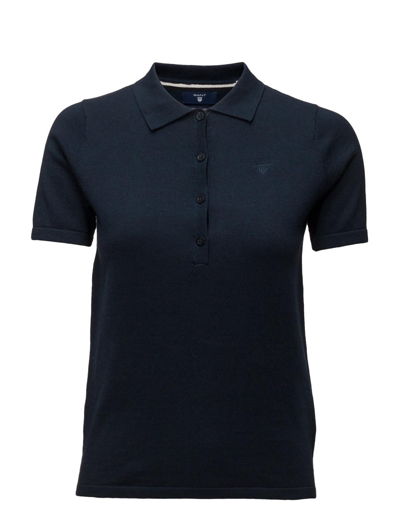 soft cotton polo shirt marine 400 kr gant
