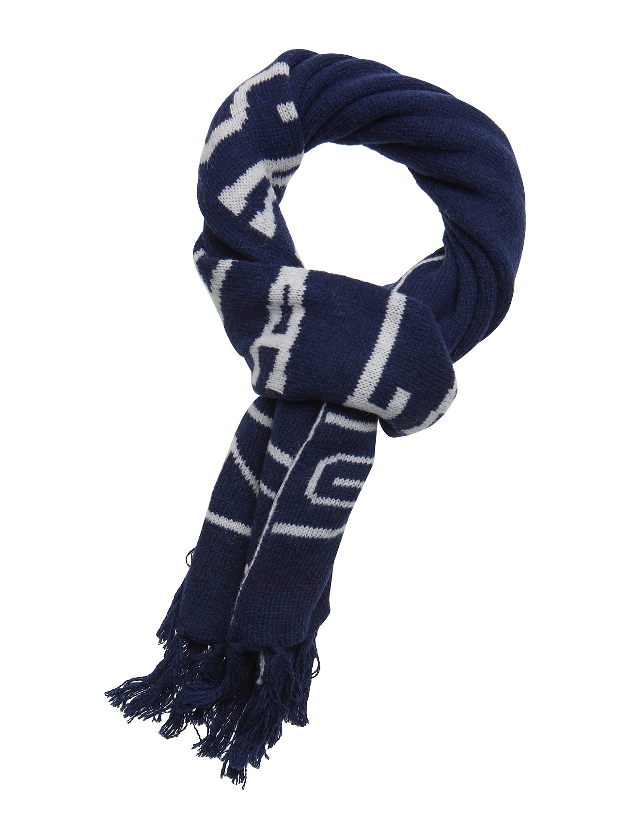 GANT O1.CABLE SCARF