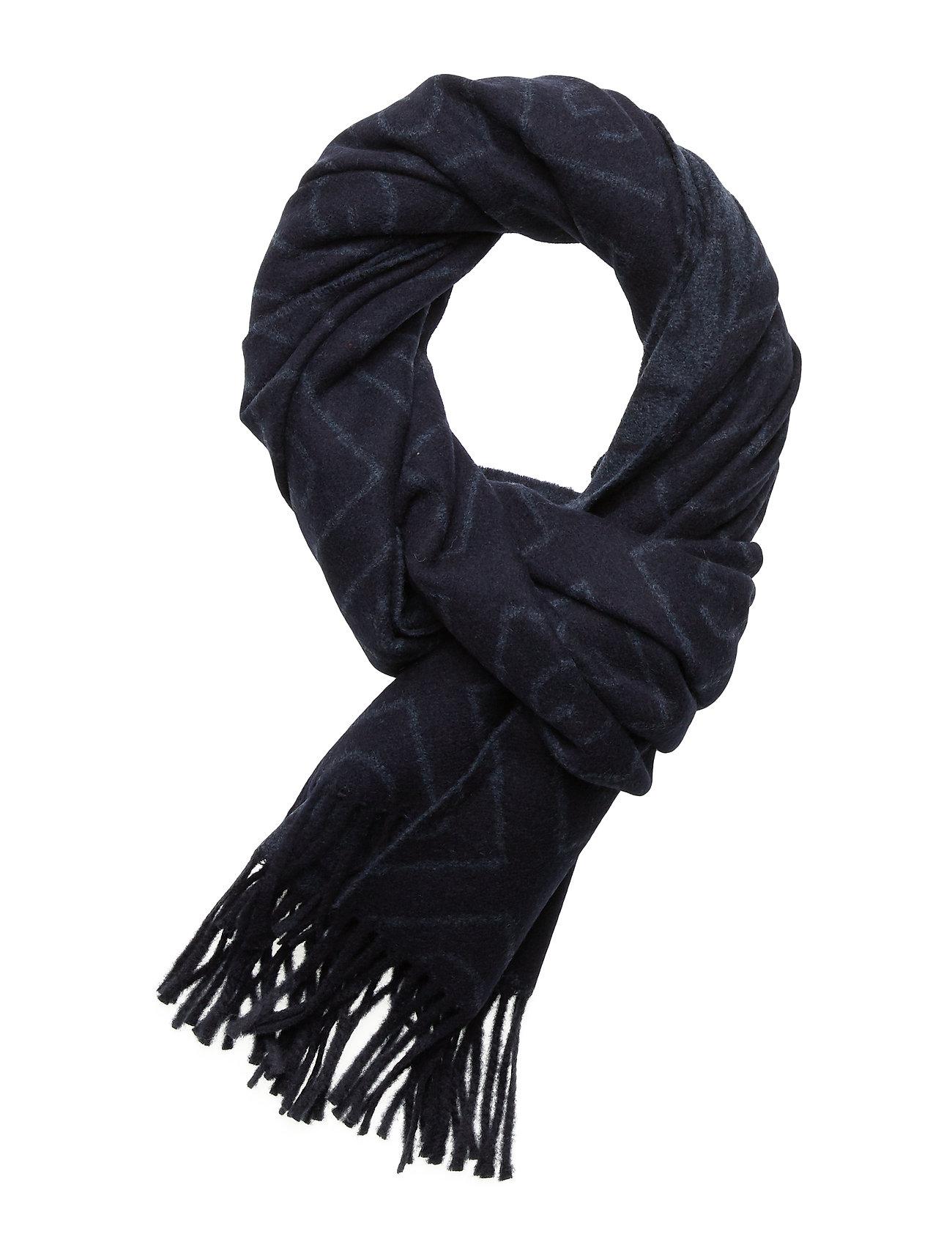 GANT D1. G Wool Scarf Schal Blau GANT