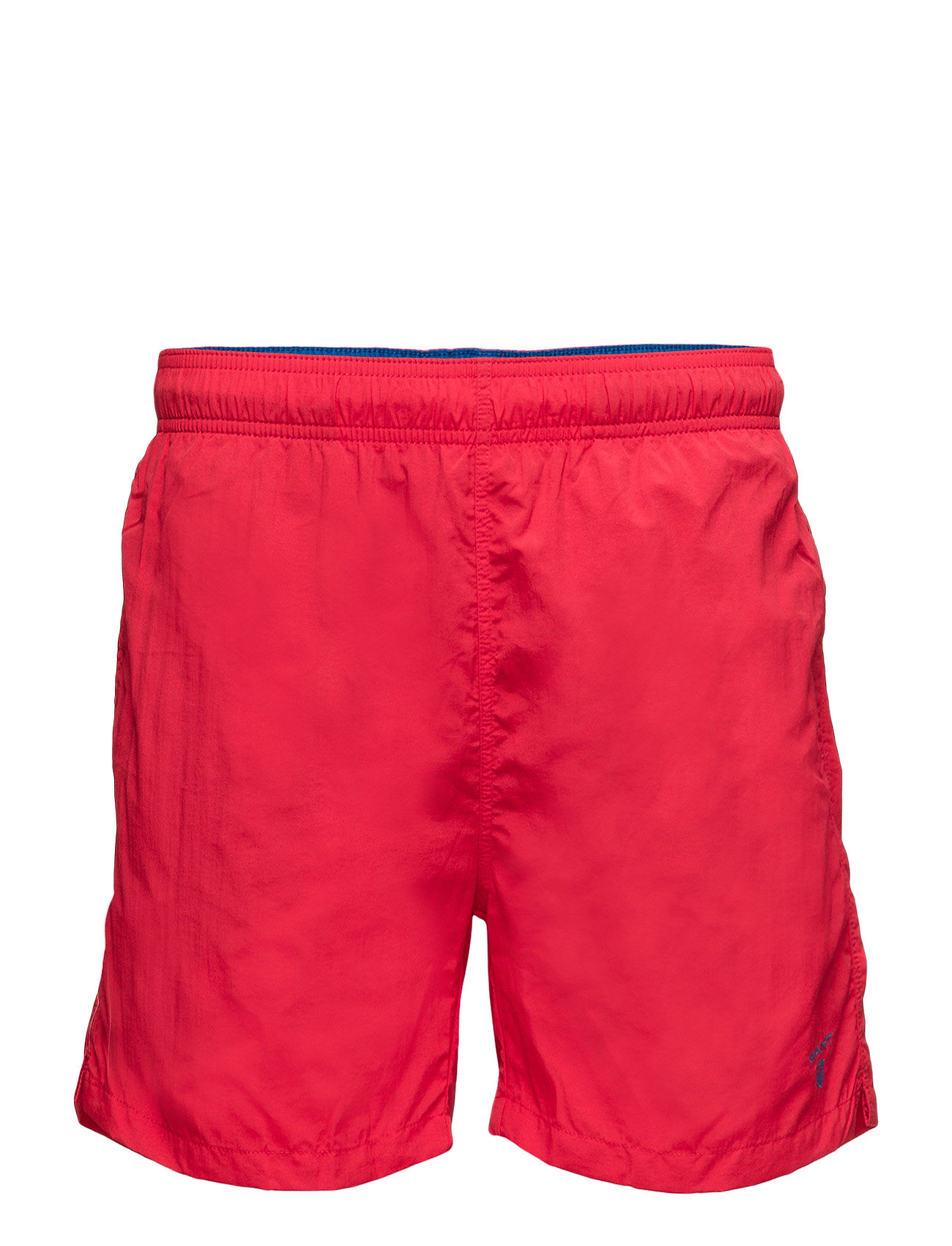 beste website 71027 1b10b Basic Swim Shorts Classic Fit Badeshorts Rød GANT