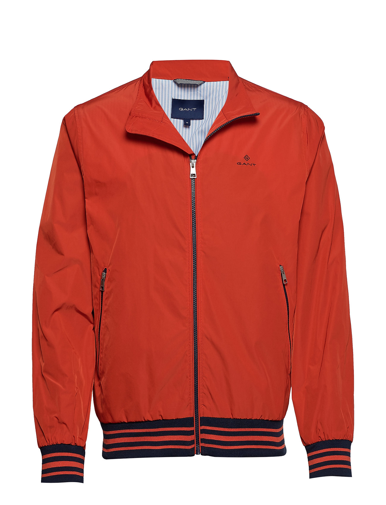Gant D1. THE SHIELD JACKET - BLOOD ORANGE