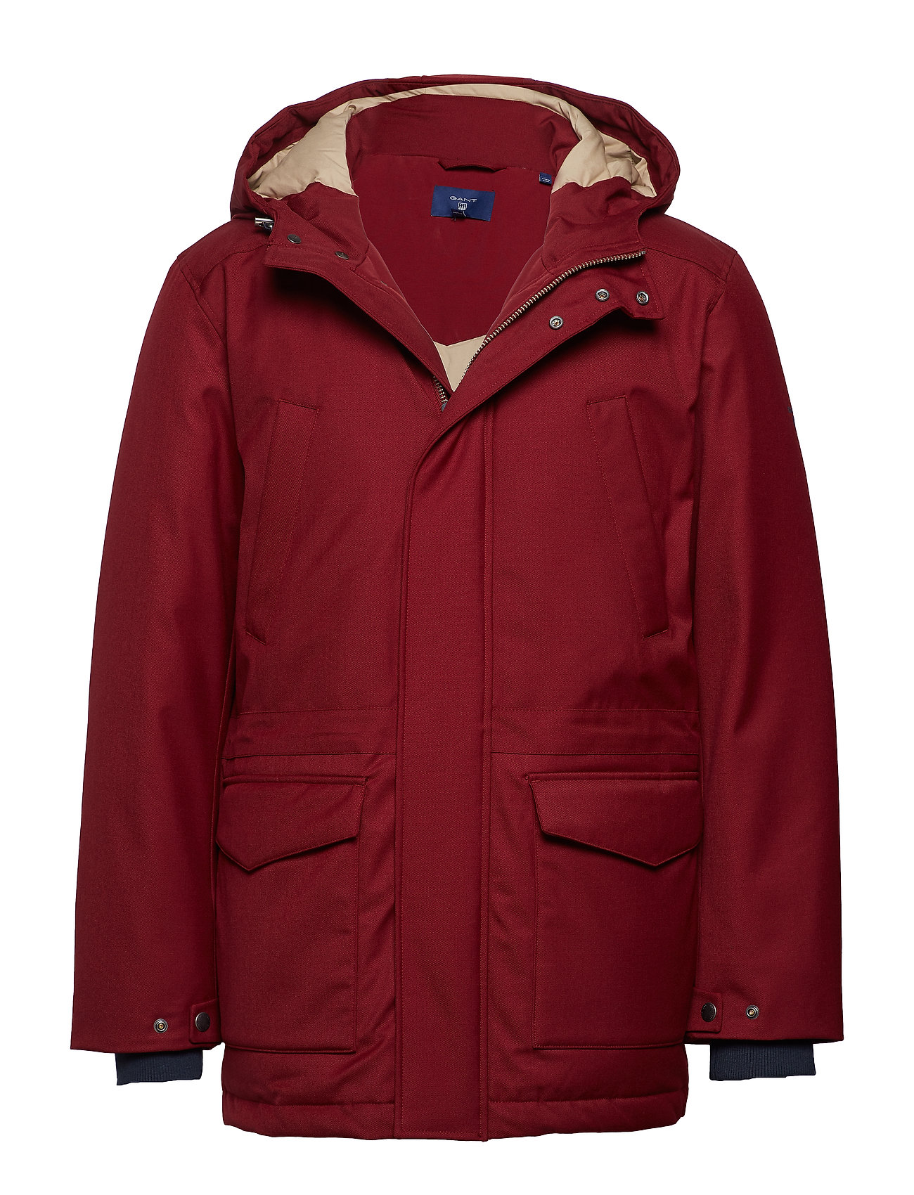 Gant O2. THE DOWN PARKA - WINTER WINE