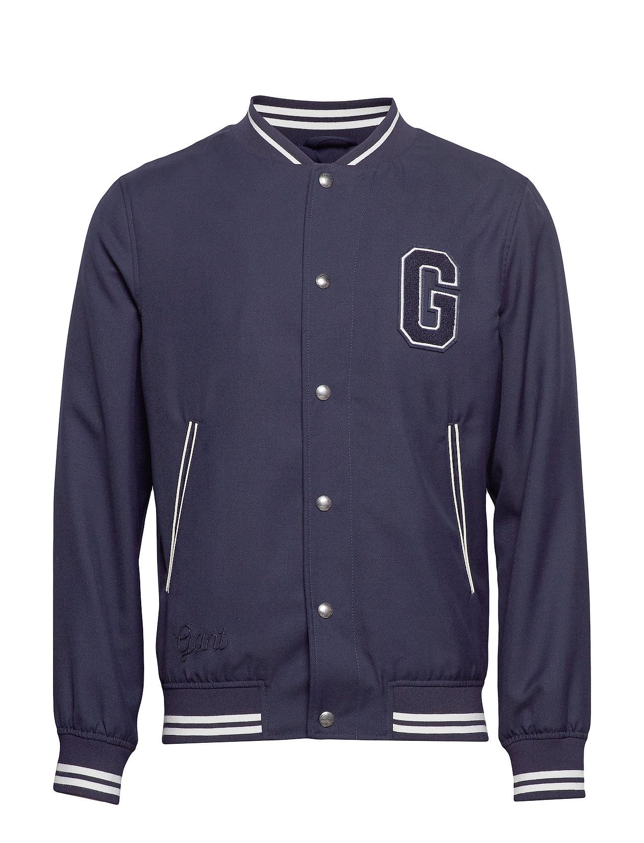 Gant O1. THE GANT ICON VARSITY - EVENING BLUE