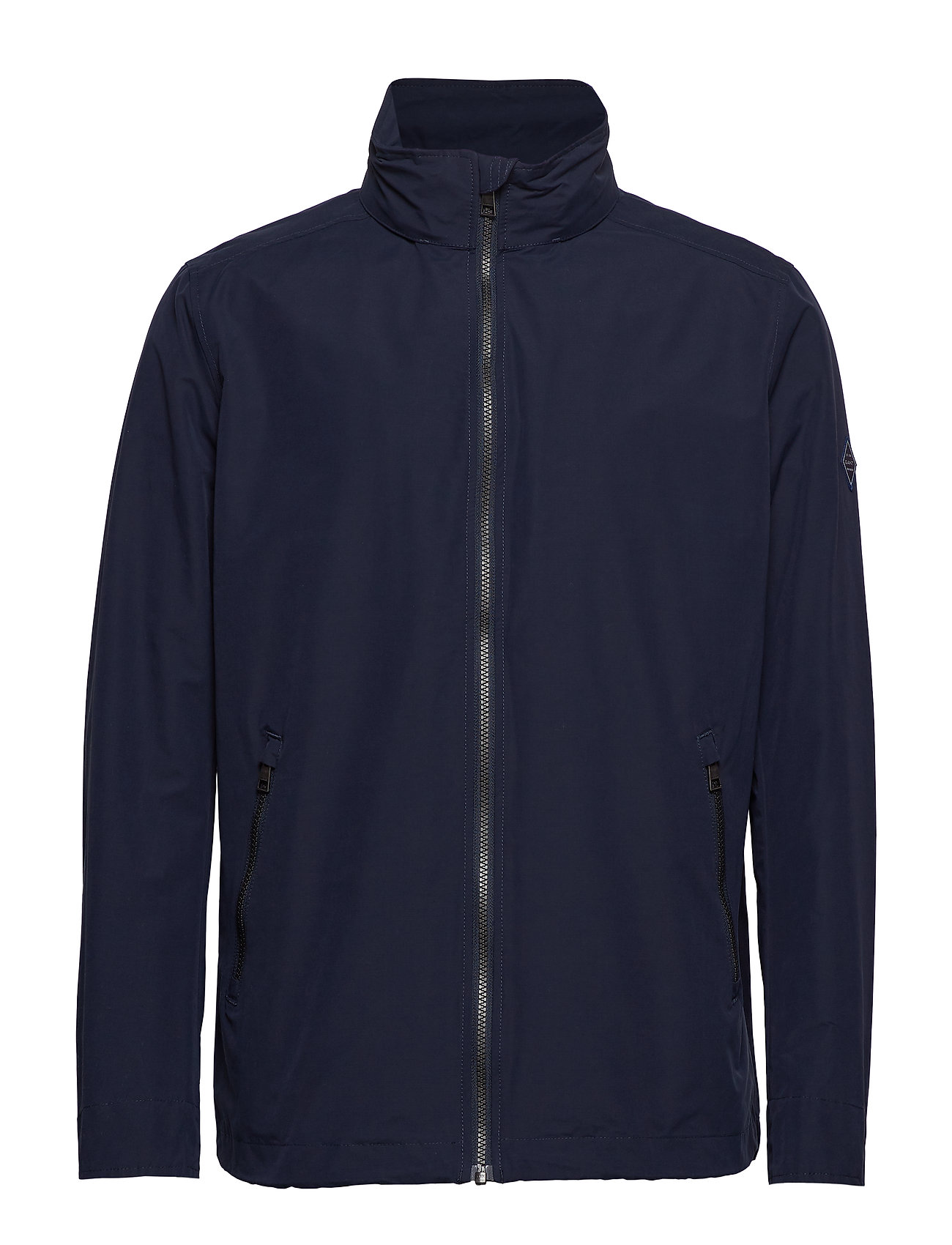 Gant - O1. THE COAST MID JACKET - light jackets - evening blue