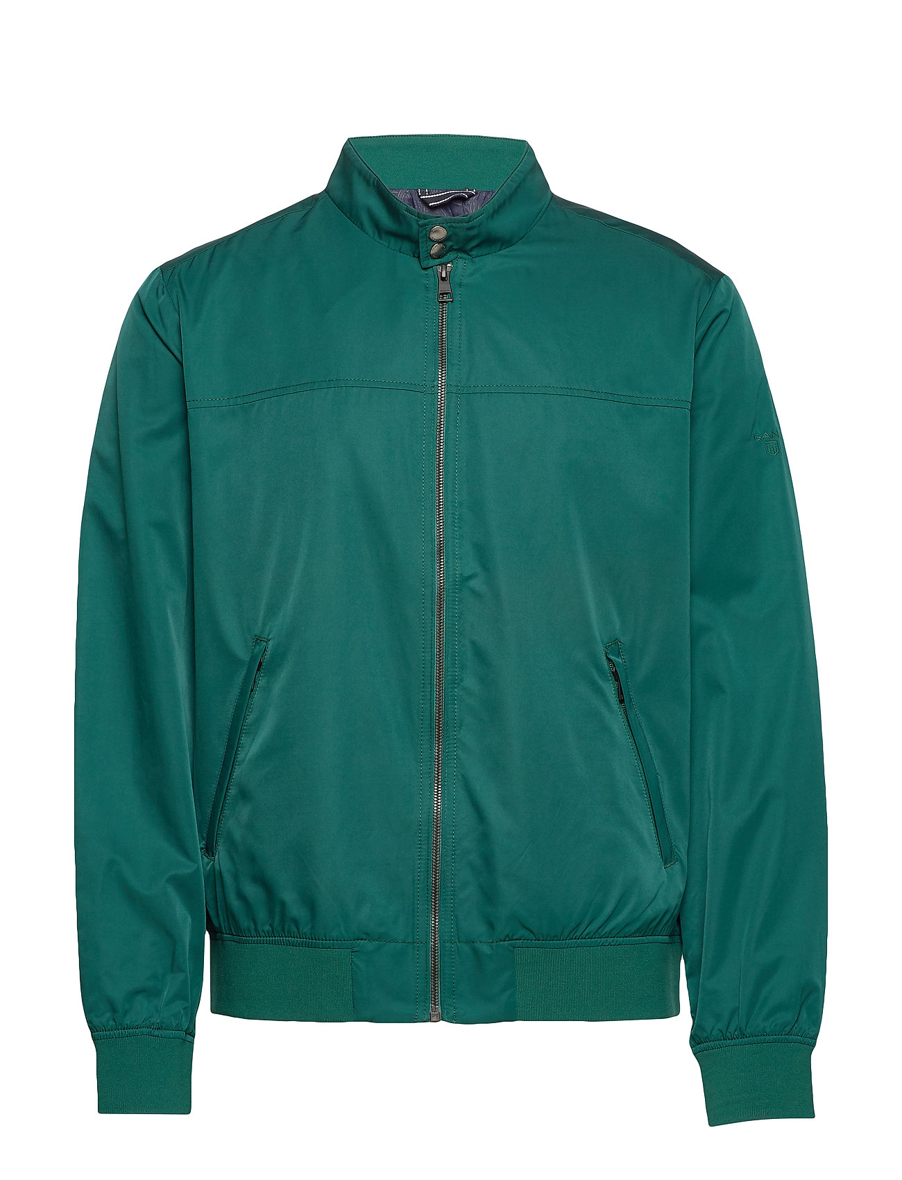Gant O1. THE LW LUMBER JACKET - STORM GREEN