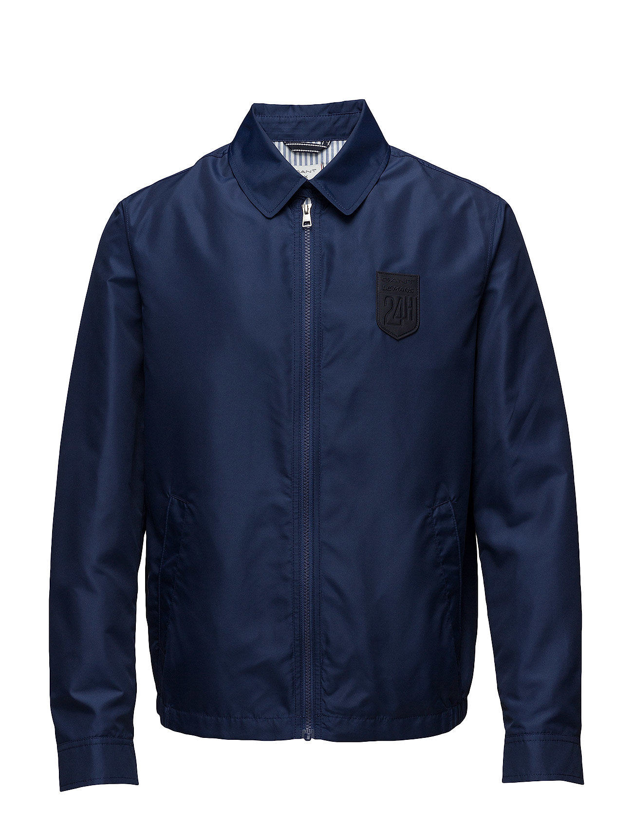 Gant LM. THE TRACK WINDCHEATER - PERSIAN BLUE