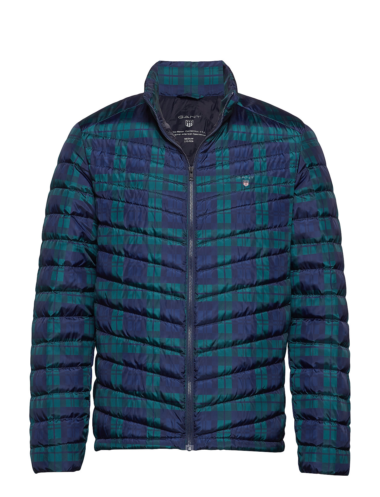 GANT O1. THE BLACKWATCH AIRLIGHT JACKET