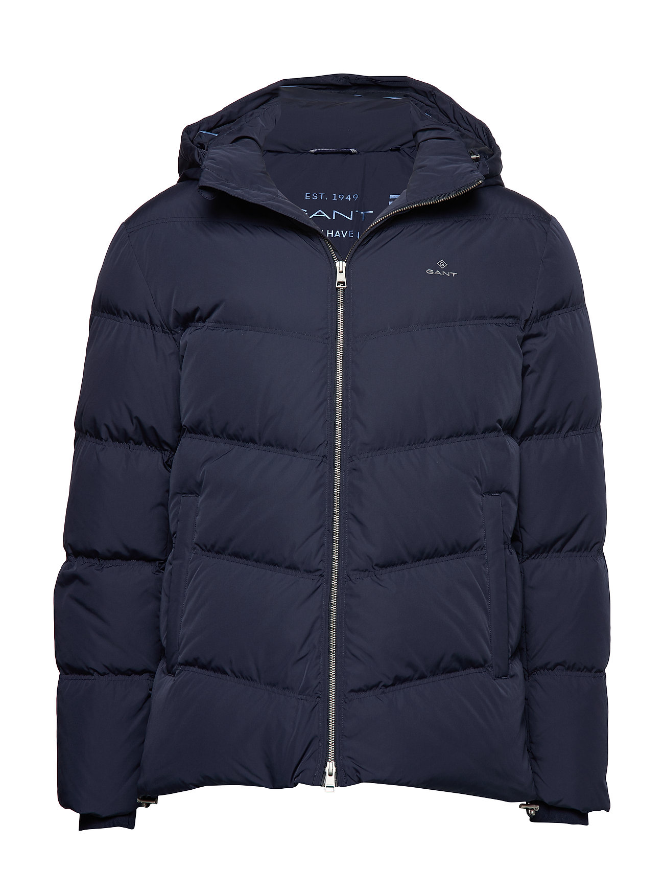 Gant D1. THE ALTA DOWN JACKET - MARINE